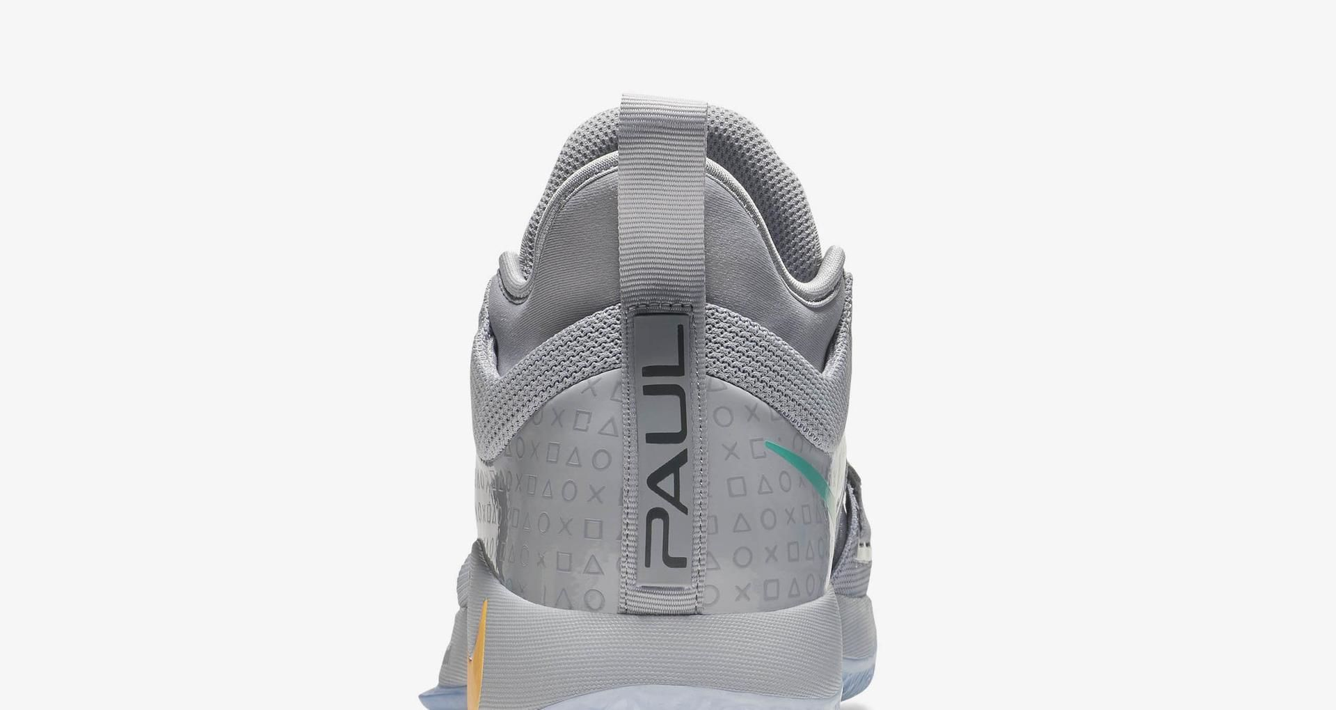 d812da93f409 PG 2.5 Playstation  Wolf Grey  Release Date. Nike+ SNKRS
