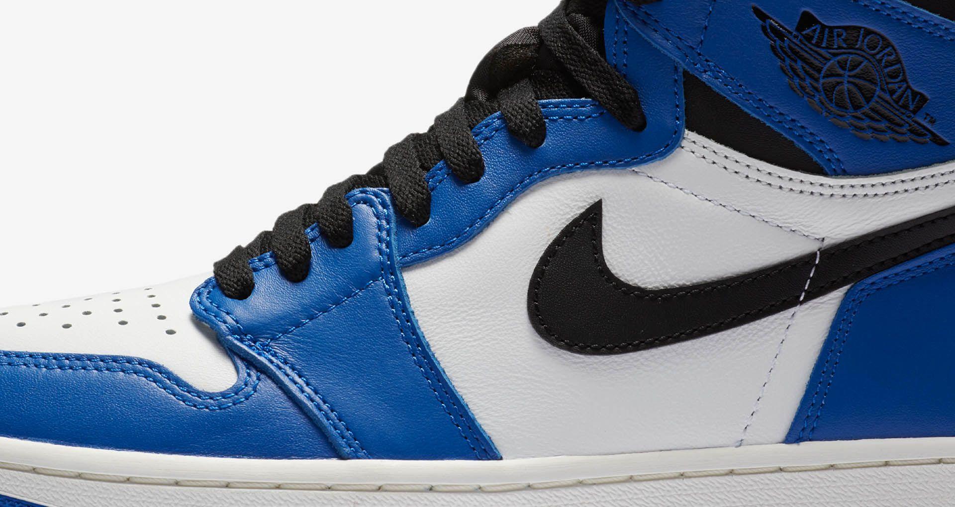 a491a28af29 Air Jordan 1 'Game Royal & Black & Summit White' Release Date. Nike ...