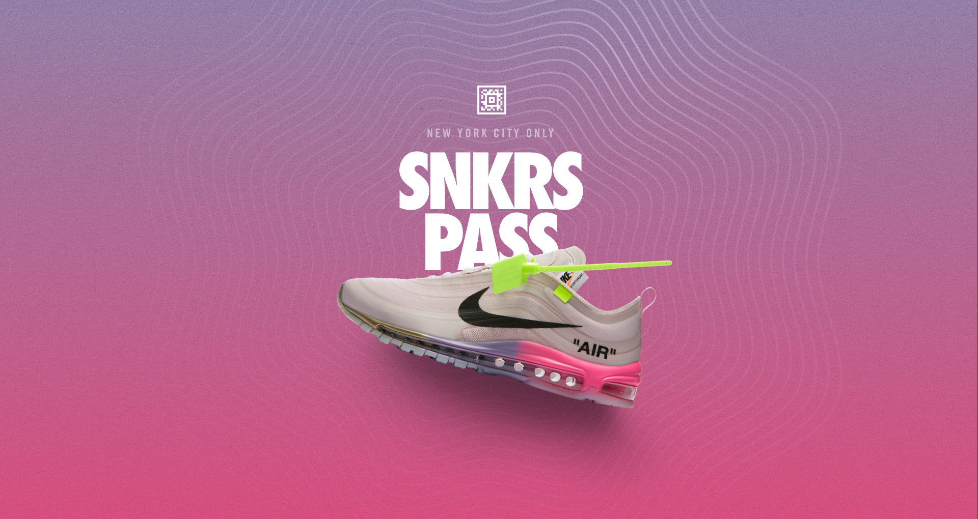 The Ten: Air Max 97 'Serena Williams' SNKRS NYC. Nike SNKRS