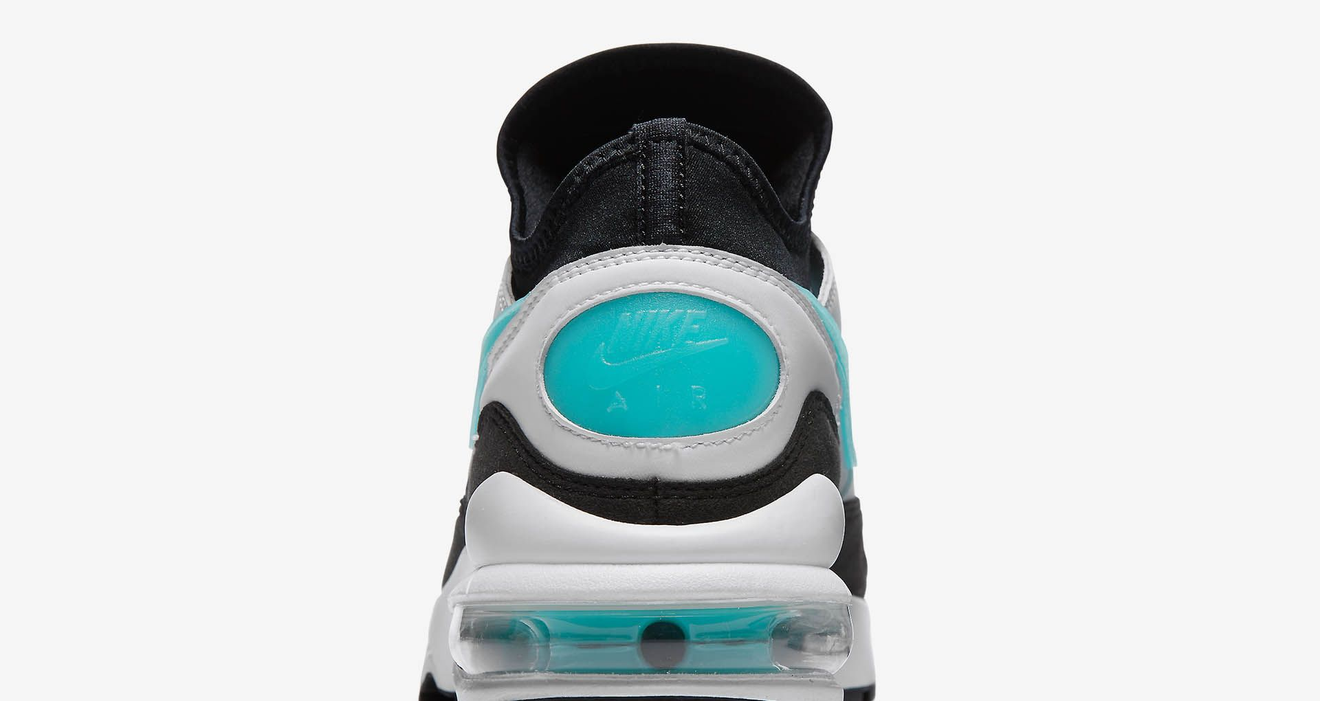53461232bf Nike Air Max 'White & Sport Turquoise' Release Date. Nike+ SNKRS
