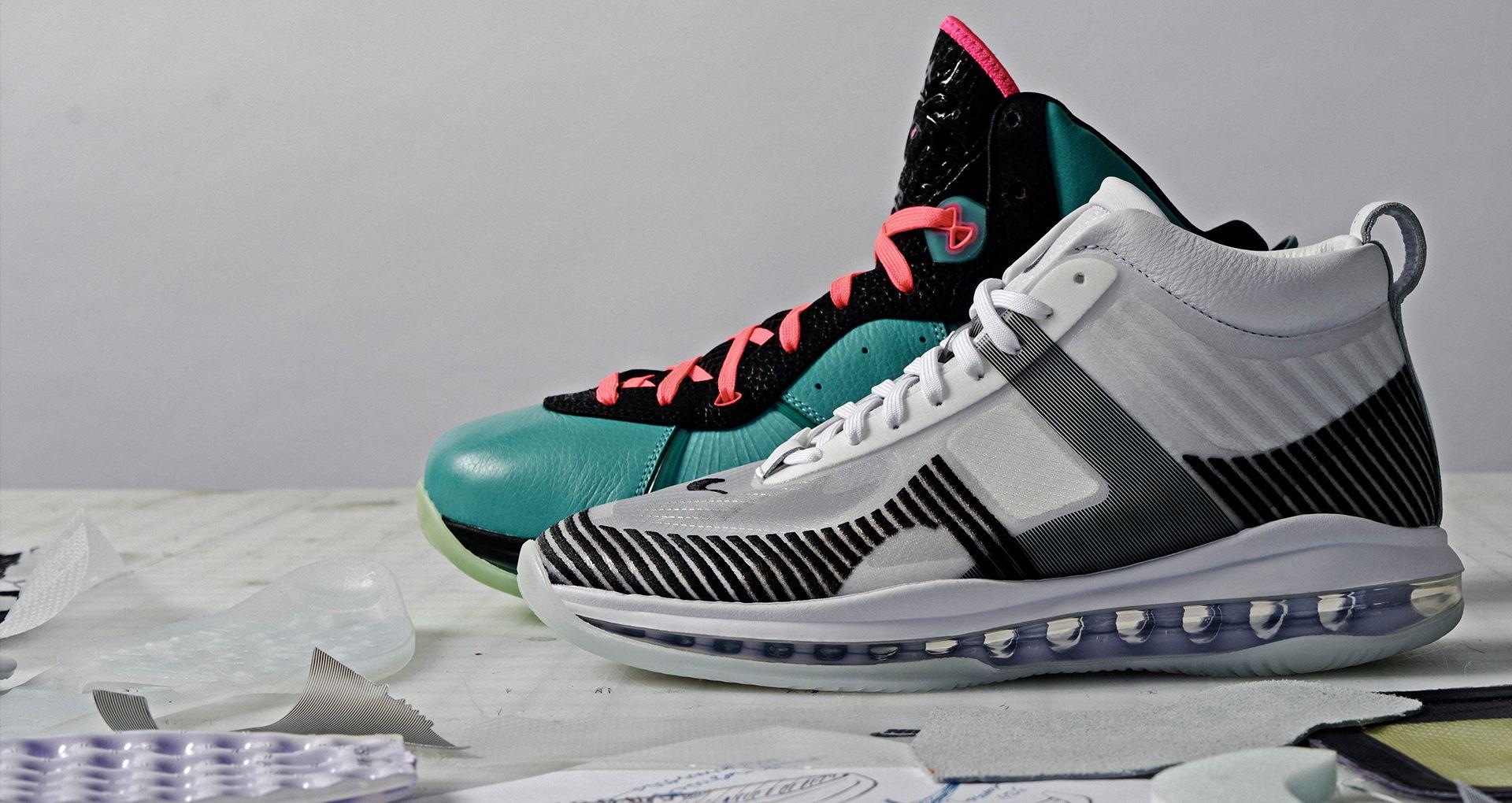 3f53cd899c4 Behind The Design  LeBron x John Elliott Icon. Nike+ SNKRS