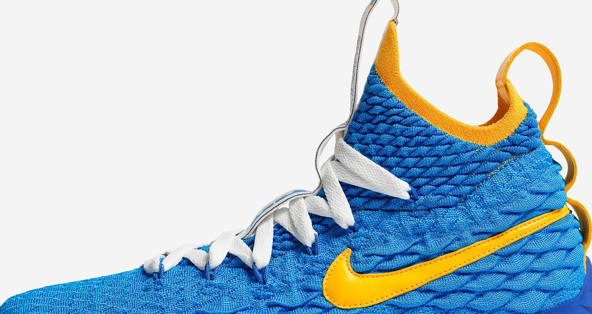 cf07b64445fd Nike Lebron Watch  Lebron 15 Waffle . Nike+ SNKRS