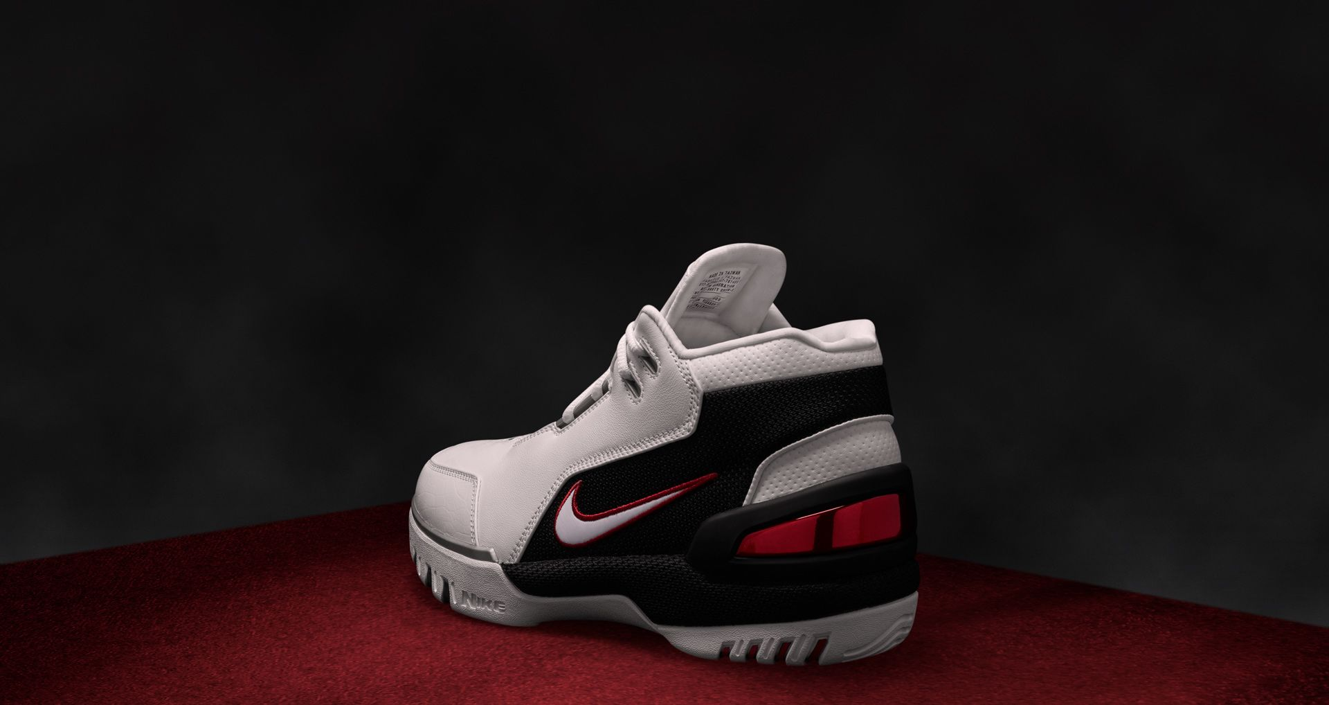 0e82500718ee7 Nike Air Zoom Generation  White   Varsity Crimson   Black  Release ...