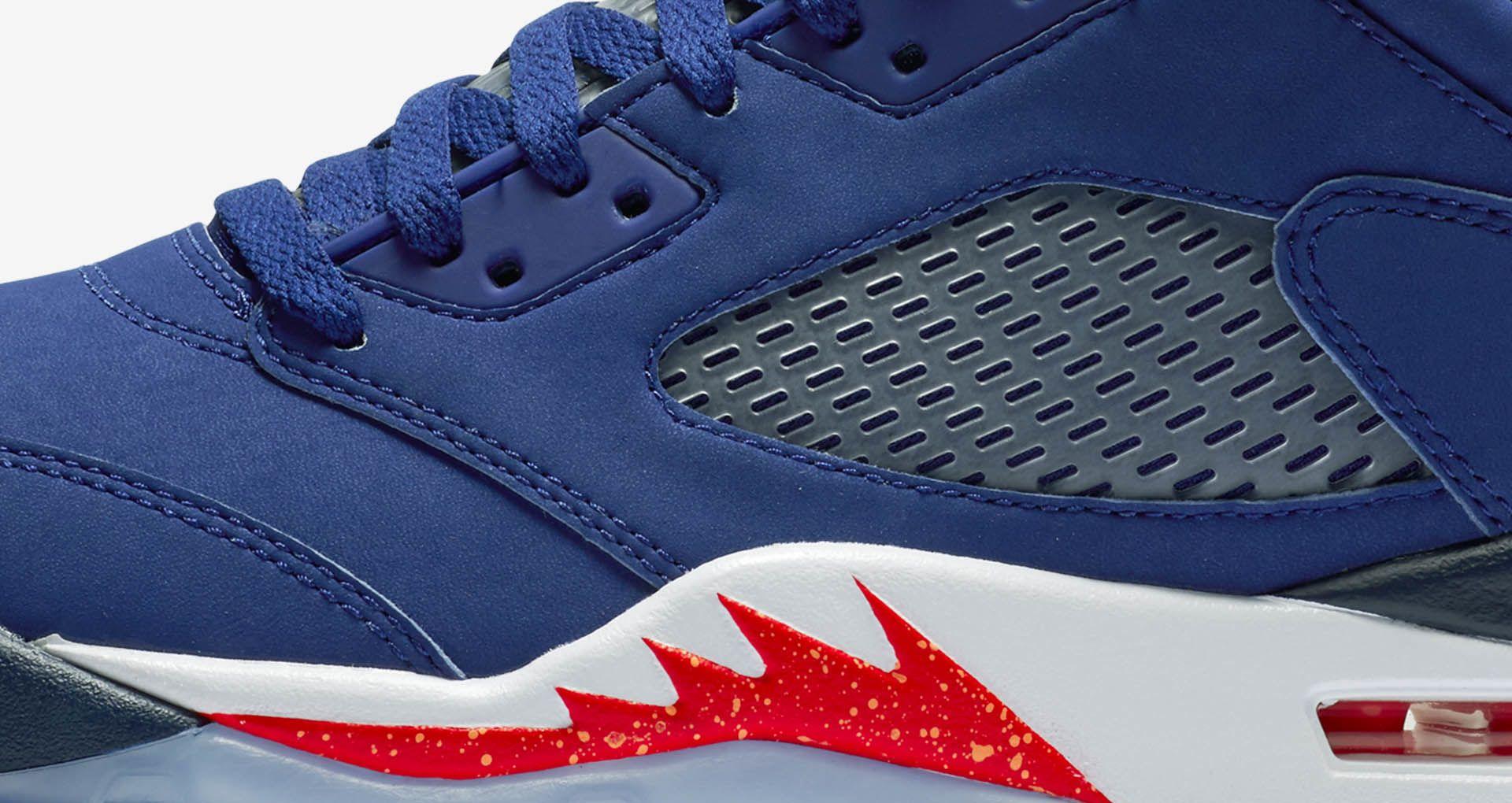 060a4df315a7a1 Air Jordan 5 Retro Low  Royal Blue  Release Date. Nike+ SNKRS