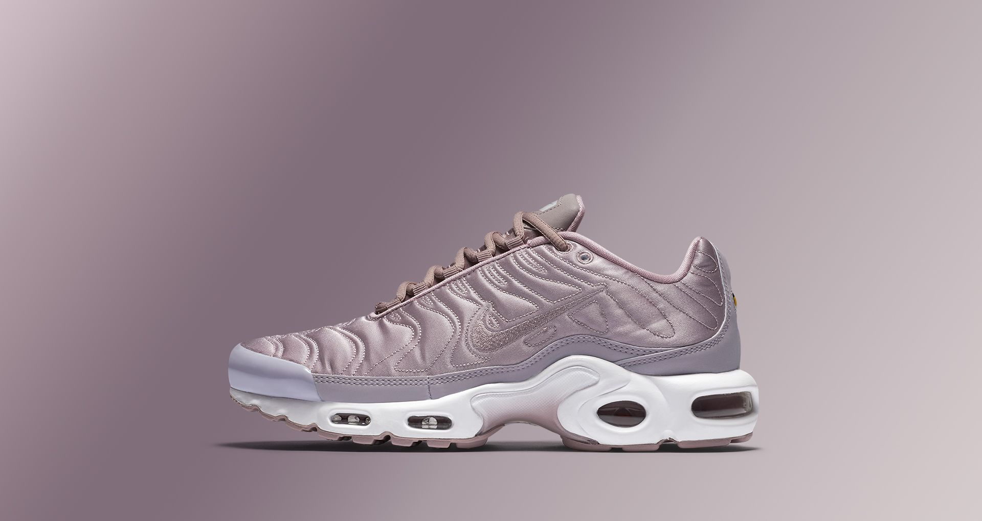 quality design d5a70 56819 WMNS AIR MAX PLUS. SUMMER SATIN
