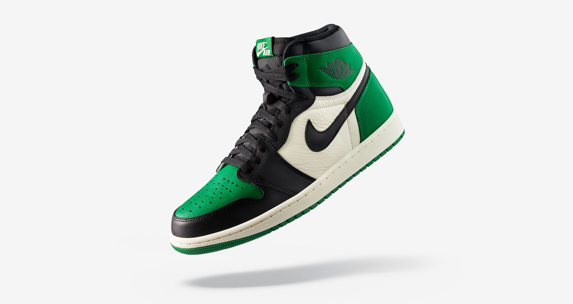 save off aa5b0 c00c5 Air Jordan 1 Retro  Pine Green  Release Date