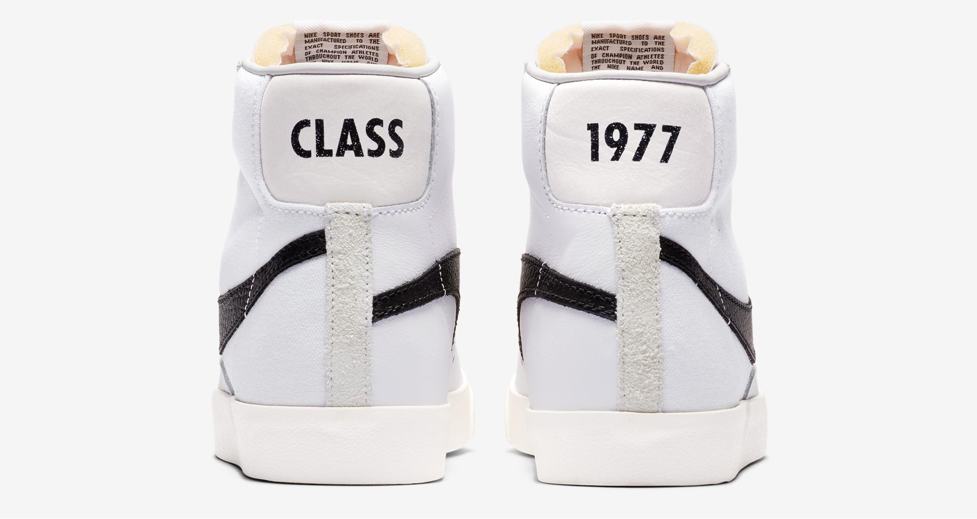 size 7 affordable price discount sale Nike Blazer Mid '77 Vintage 'Slam Jam' Release Date. Nike ...