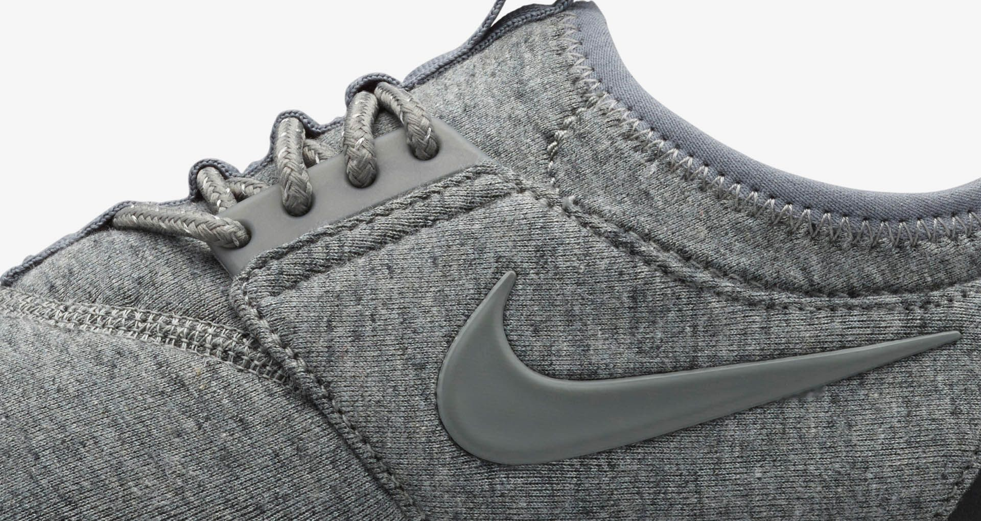 d9b1a4bf18f1 Women s Nike Juvenate  Tech Fleece  Tumbled Grey. Nike+ SNKRS