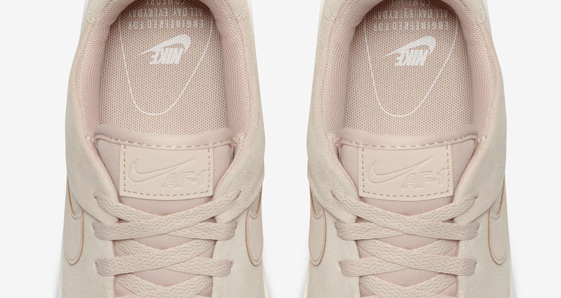 Nike Women S Air Force 1 Sage Low Particle Beige Phantom Release