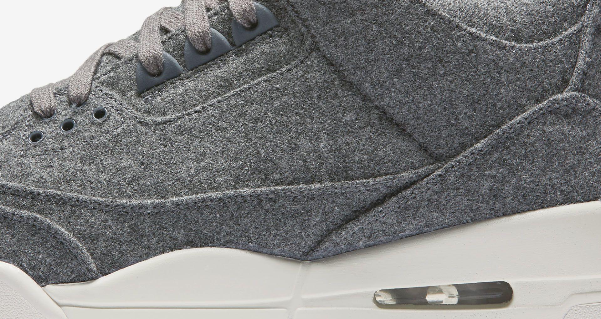 huge discount 7bab5 9ea63 Air Jordan 3 Retro  Dark Grey