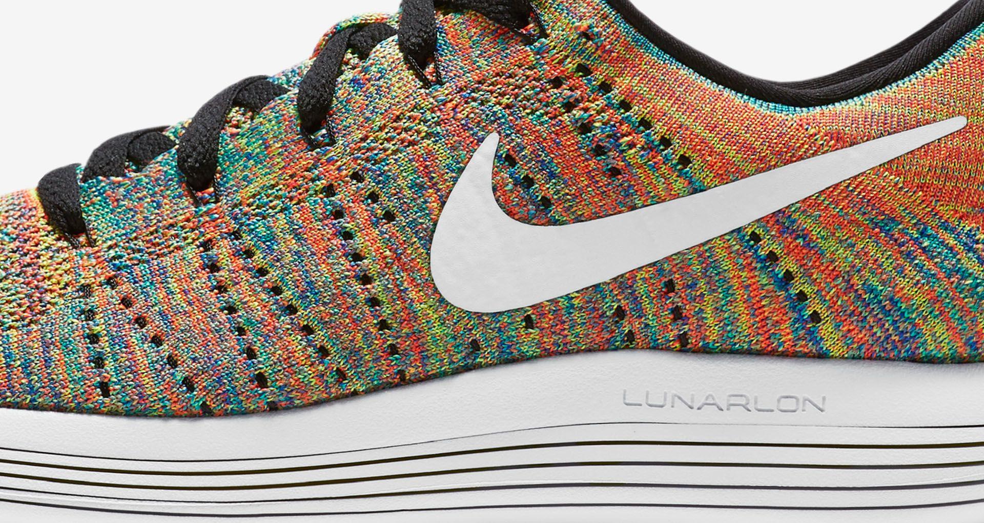 515a39ea6c3 Nike LunarEpic Low Flyknit  Multi-Color  Release Date. Nike+ SNKRS