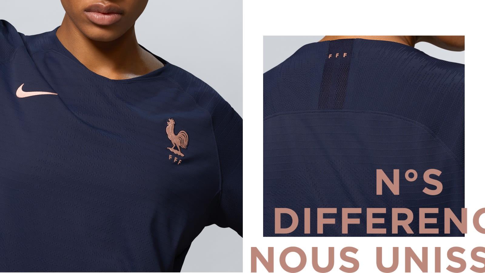 5ab92461d2197 2019 France National Team Stadium Home Shirt. Nike.com GB