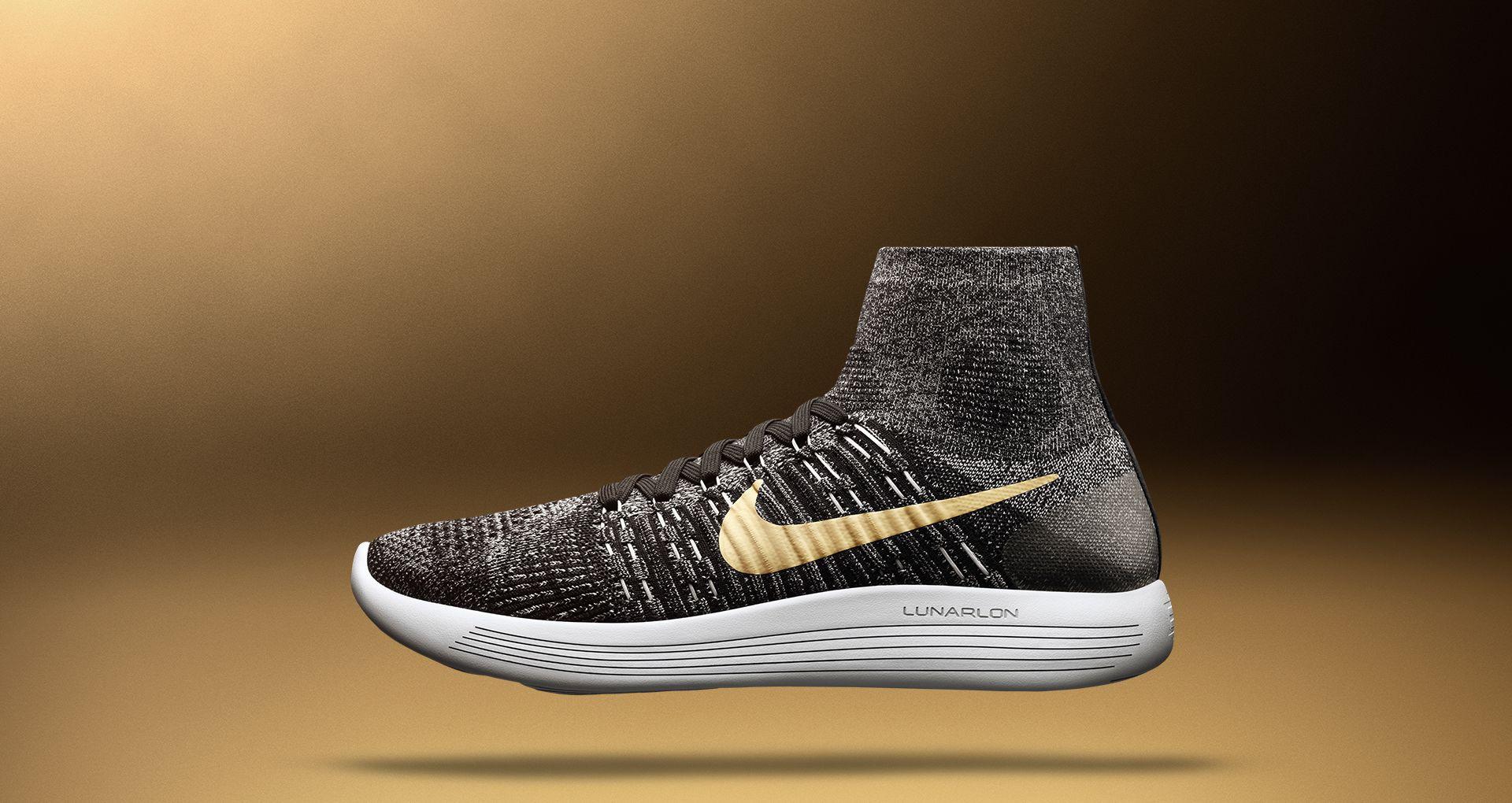 71f39a6dbcb799 Nike Lunarepic Flyknit BHM 2017. Nike+ SNKRS
