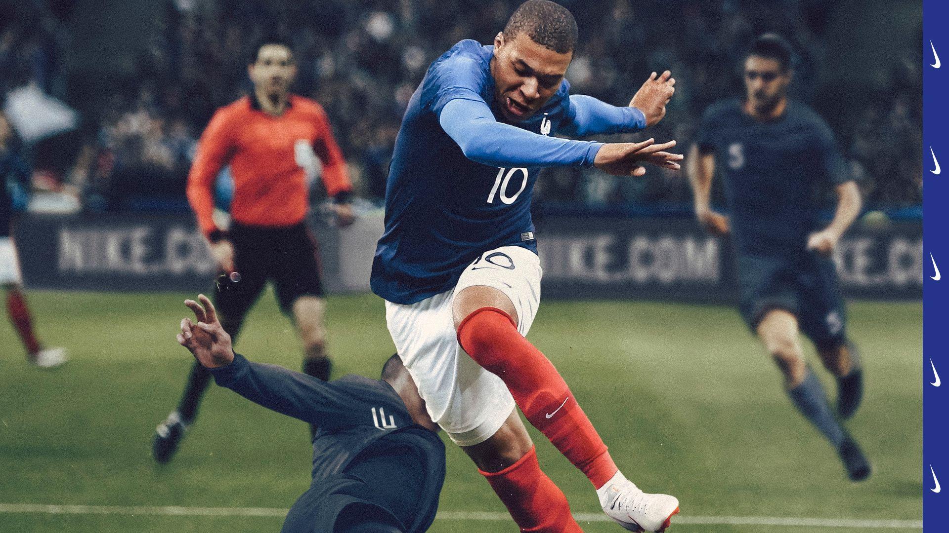 meilleur site web c007c 2812b 2018 France Stadium Home Kit. Nike.com