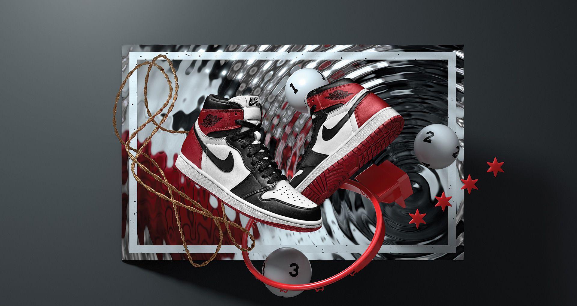 promo code 4cec7 1327f Air Jordan 1 Retro  Black Toe  Release Date. Nike+ SNKRS