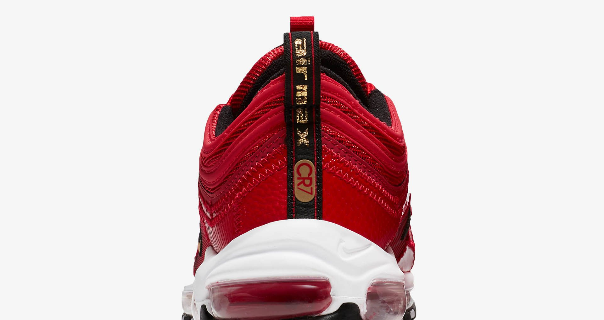 fcdebe5f8b Nike Air Max 97 CR7 'Portugal Patchwork' Release Date. Nike⁠+ SNKRS
