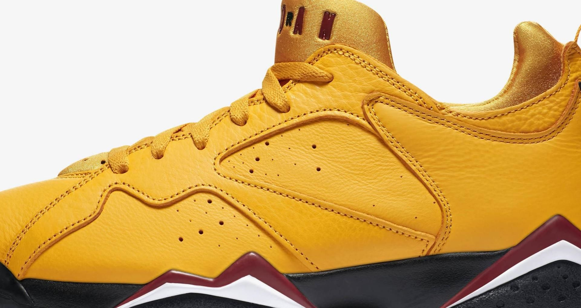 8180834463154c Air Jordan VII Low NRG  Taxi  Release Date. Nike+ SNKRS