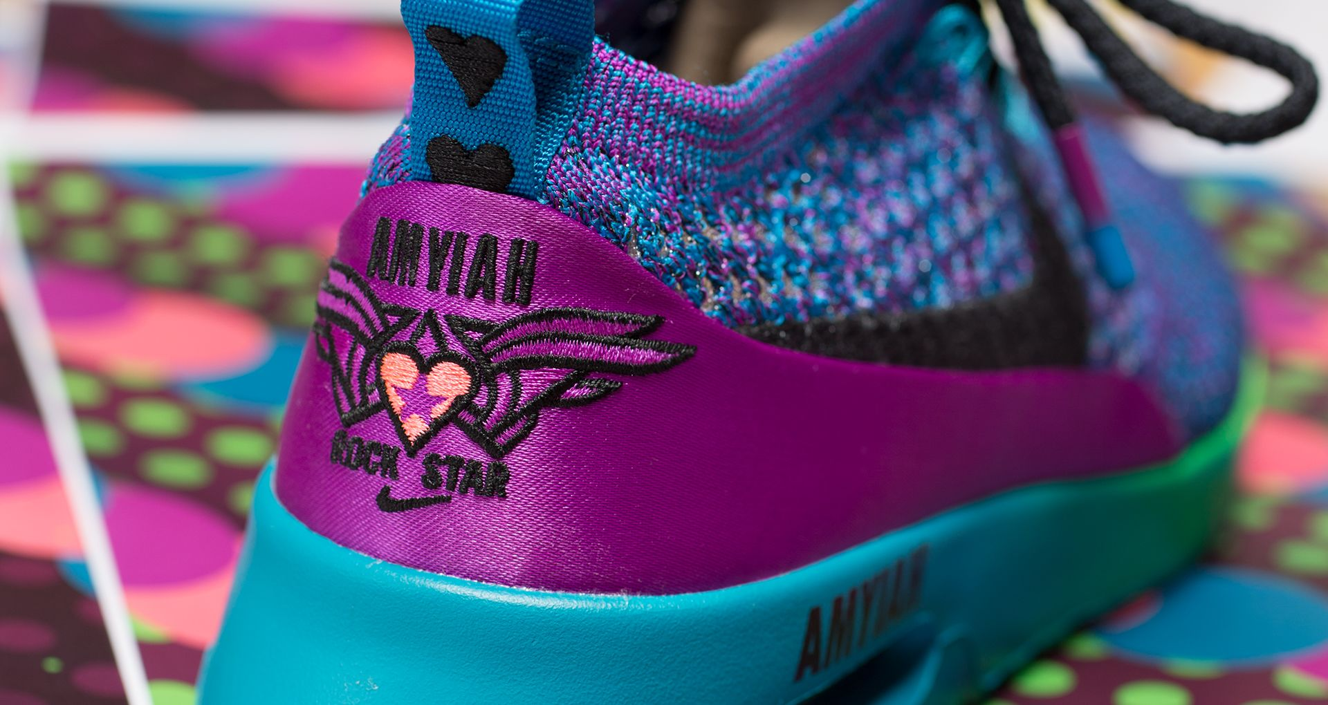 Behind The Design: Amyiah's Air Max Thea Ultra Flyknit 2017