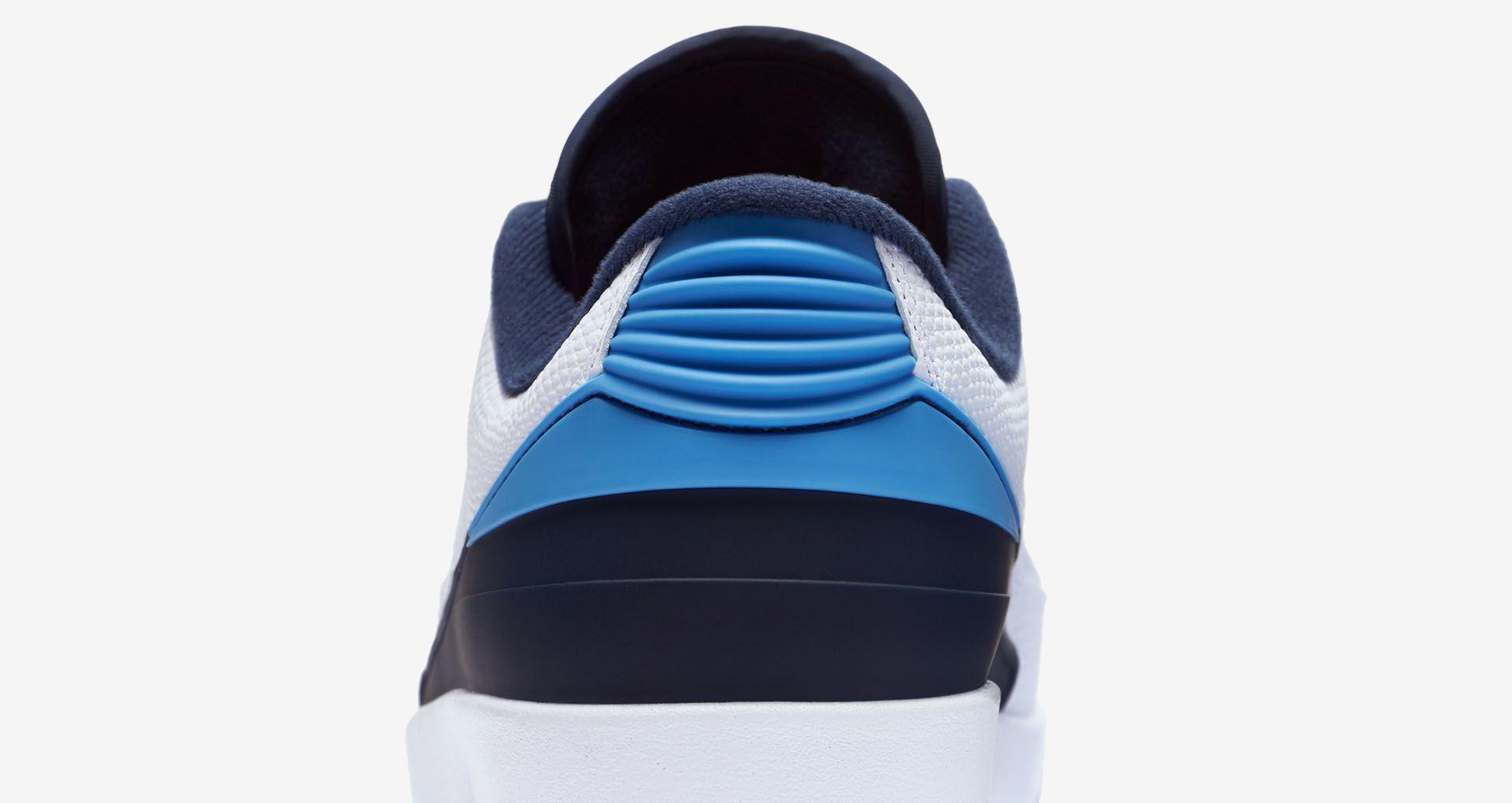 785fc0bb97e341 Air Jordan 2 Retro Low  Midnight Navy  Release Date. Nike+ SNKRS
