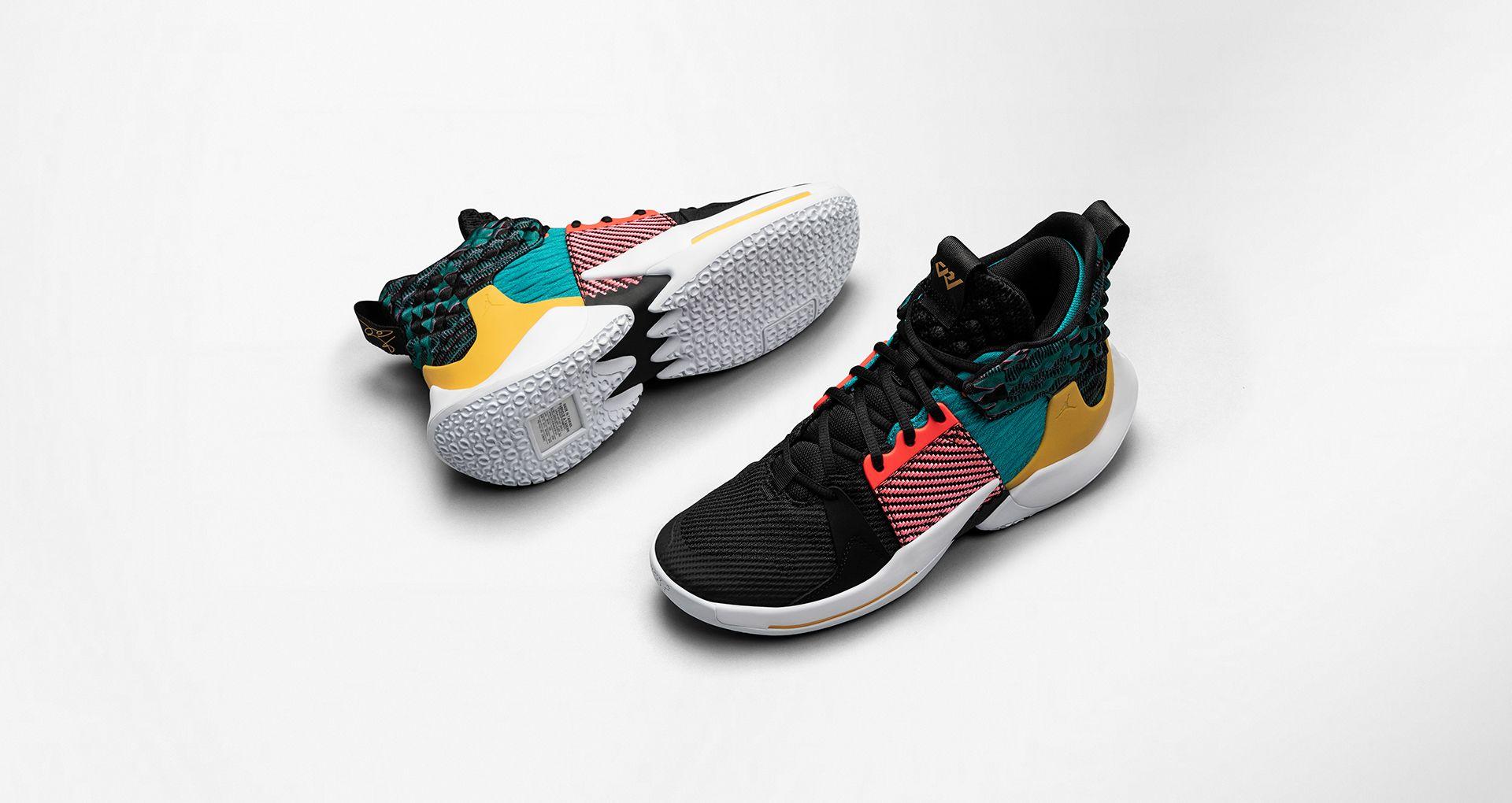 detailed look 5ecb2 57194 Jordan Why Not Zer0.2  BHM  Release Date. Nike+ SNKRS
