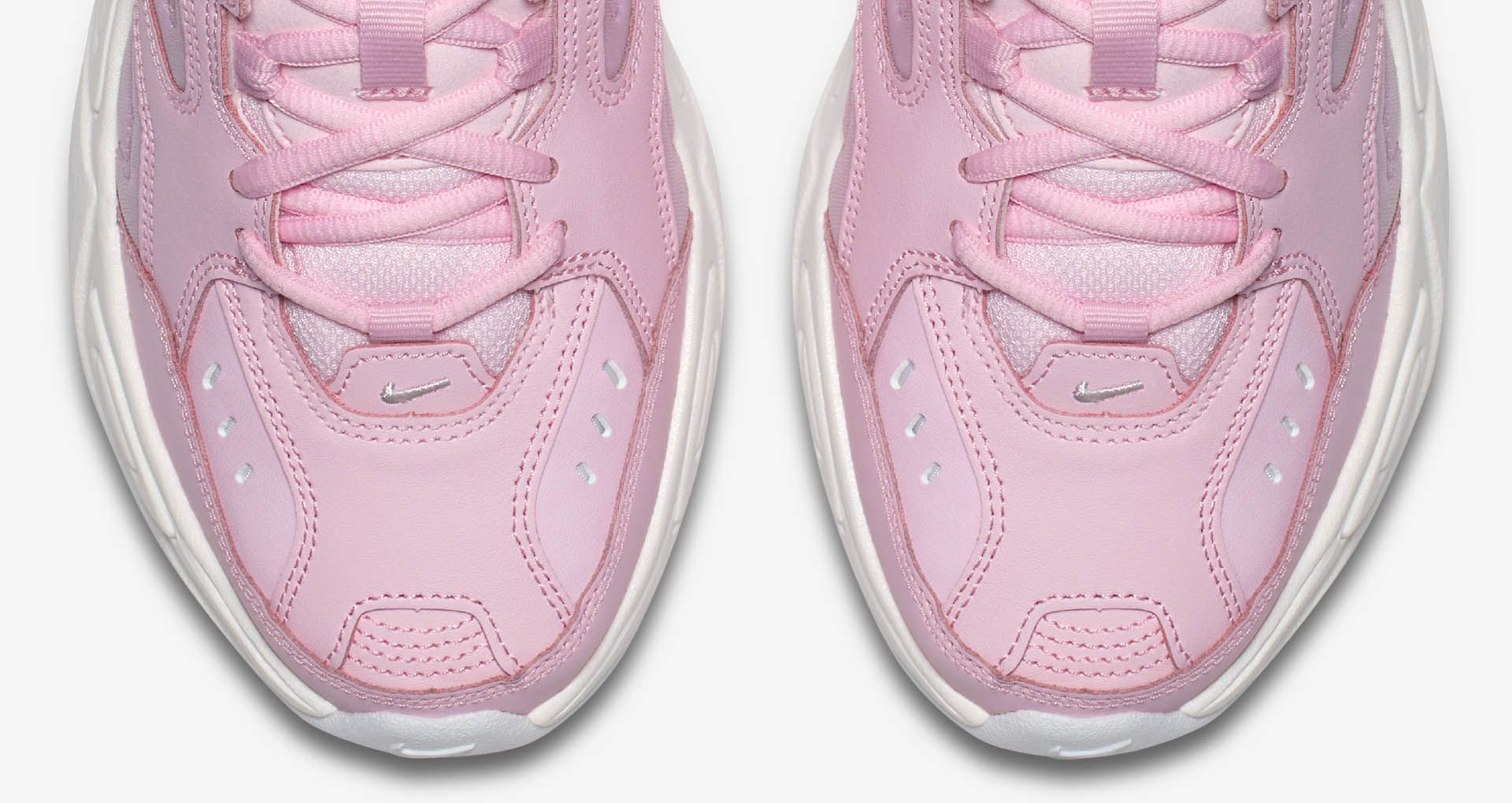 nike m2k tekno mujer rosa