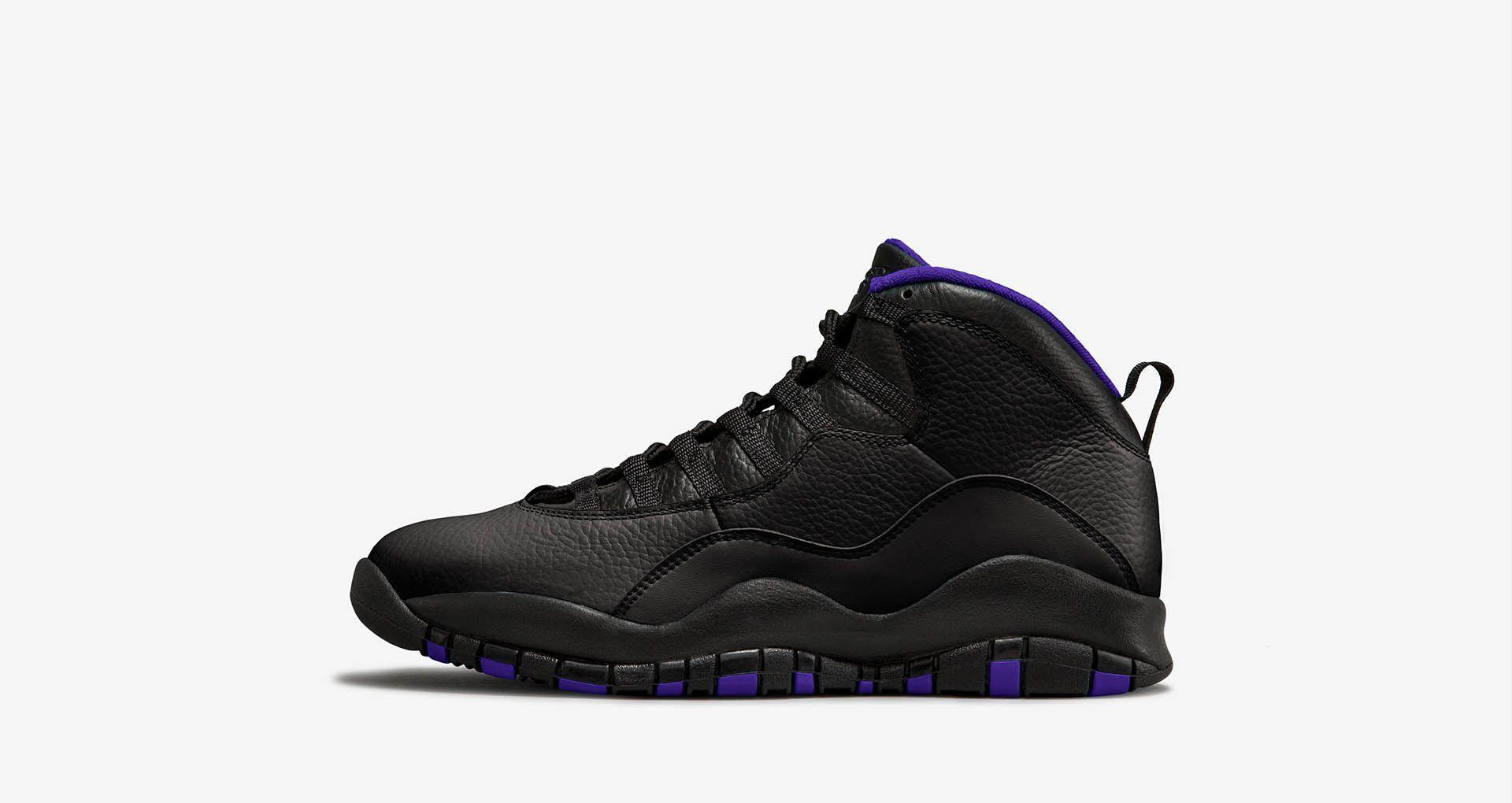 competitive price c9233 1cc8b Inside the Vault: Jordan 10 x City Series. Nike+ SNKRS