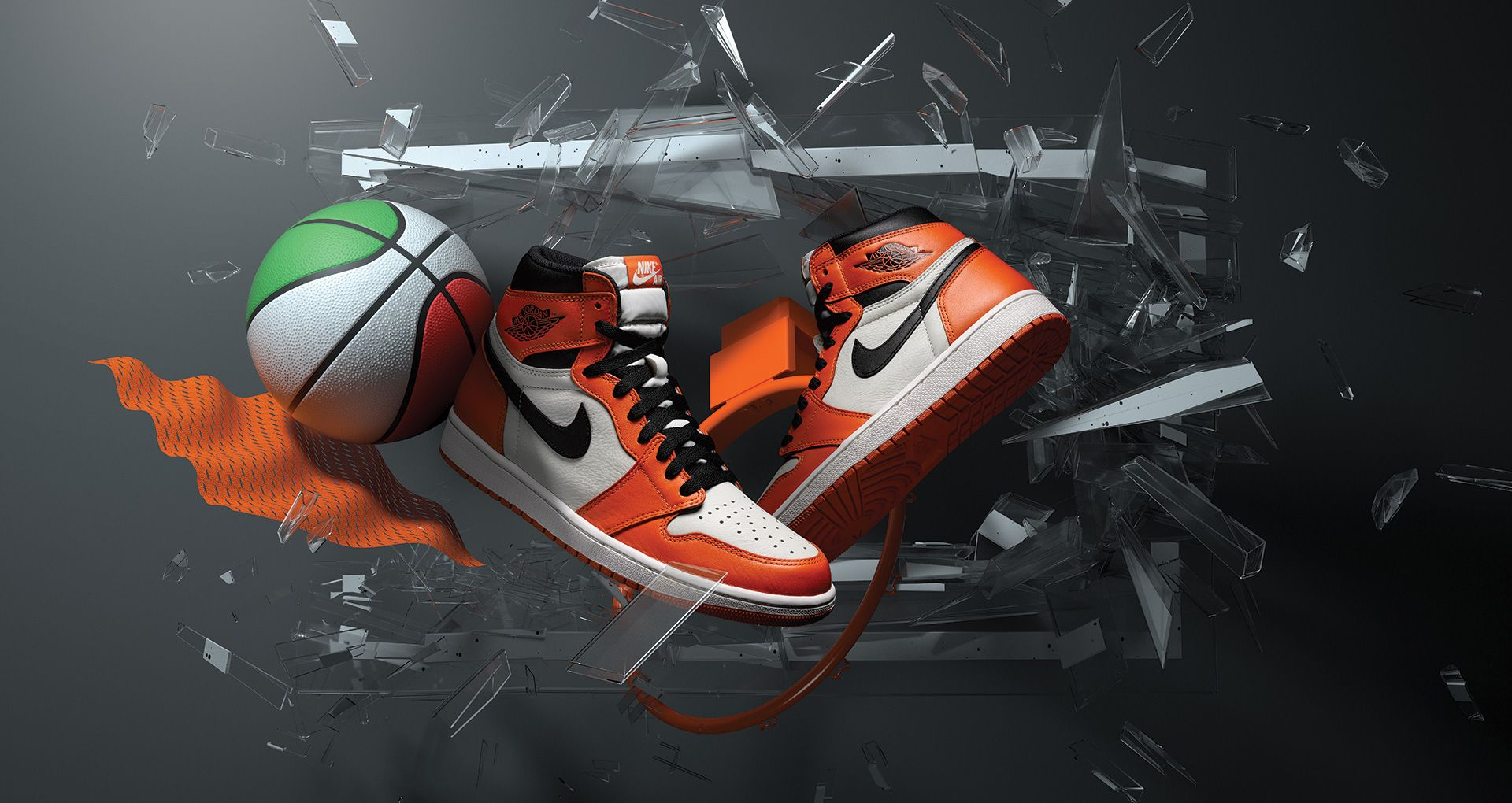 ff3b52f4c3f Air Jordan 1 'Shattered Backboard Away' Release Date. Nike⁠+ SNKRS