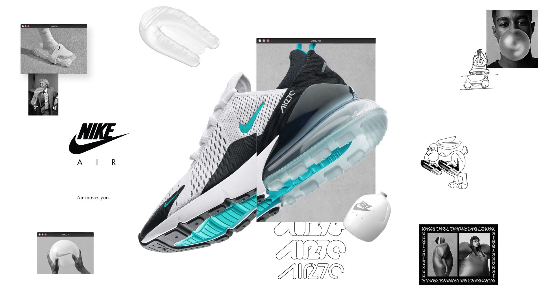 b93e12b40510 Nike Air Max 270  Black   Dusty Cactus  Release Date. Nike⁠+ SNKRS