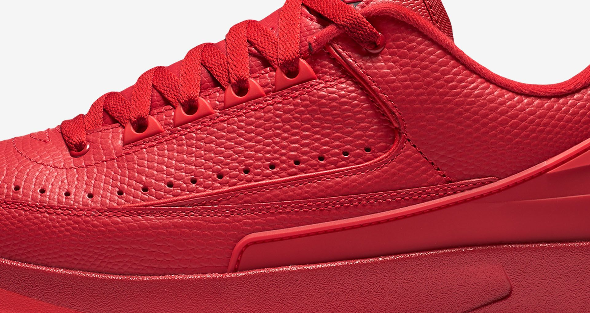 8bf47cdd150f8b Air Jordan 2 Retro Low  Gym Red  Release Date. Nike⁠+ SNKRS