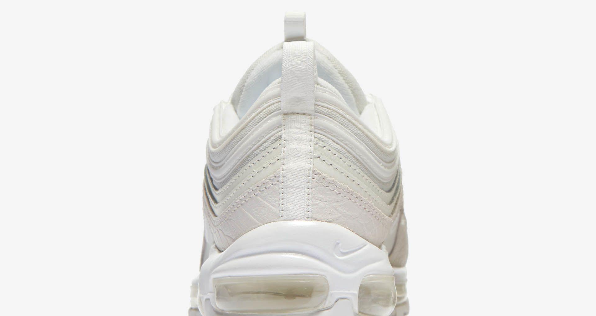 00e4f9d3027a8a Nike Air Max 97  Summit White  Release Date. Nike+ Launch GB
