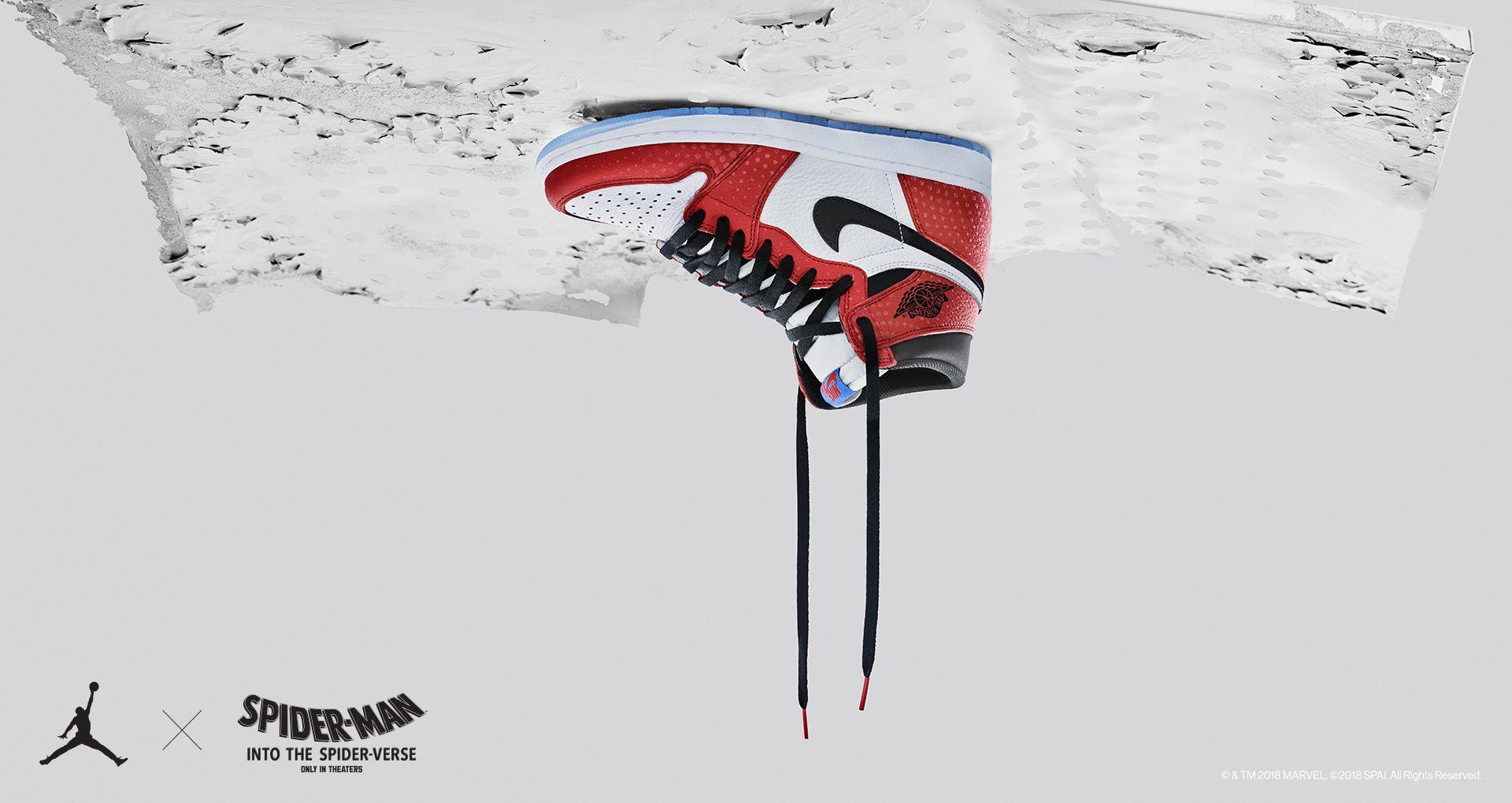 hot sale online 91fb4 30be8 Air Jordan 1  Origin Story  Release Date