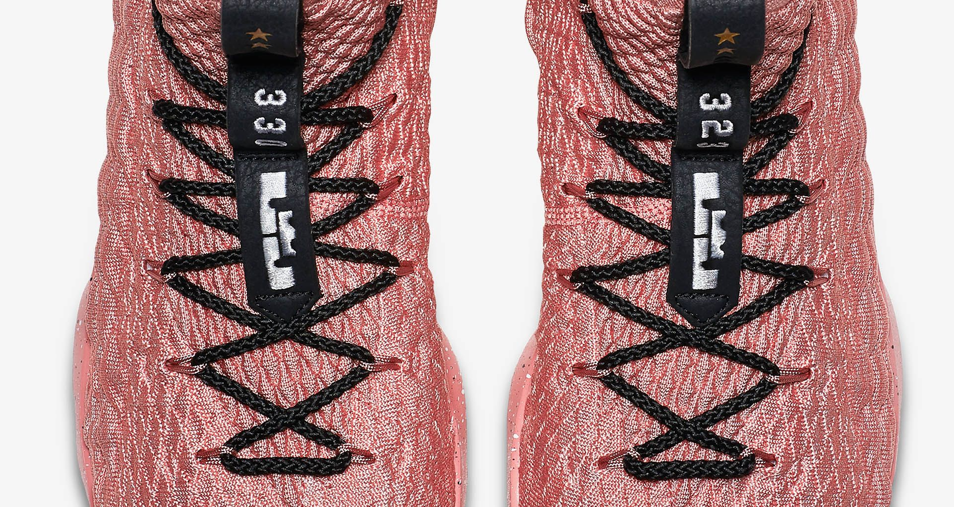 a6f8d985010b Nike Lebron 15  Rust Pink  amp  Metallic Gold  Release Date. Nike+ ...