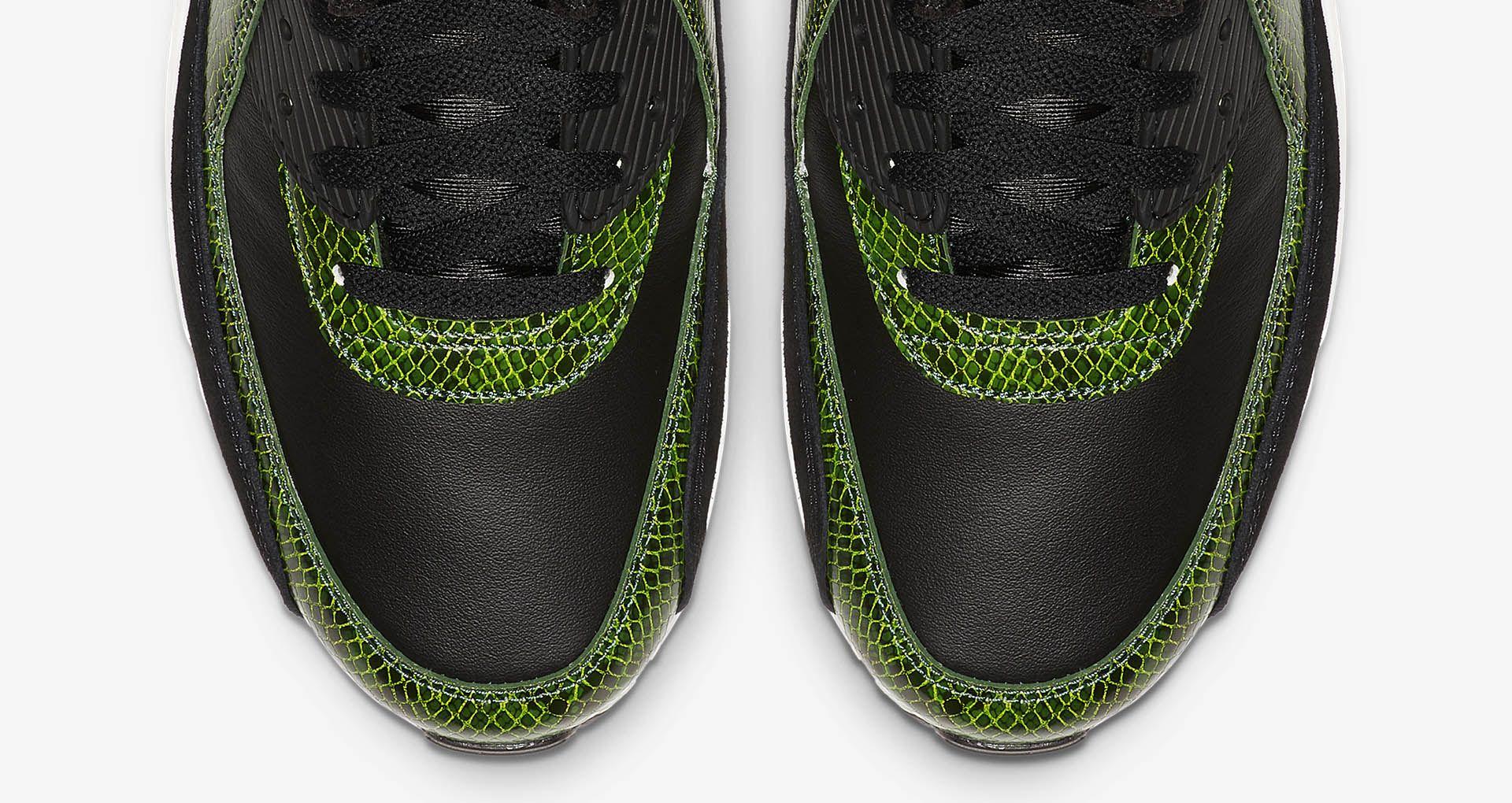 Air Max 90 Green Python Sz 10