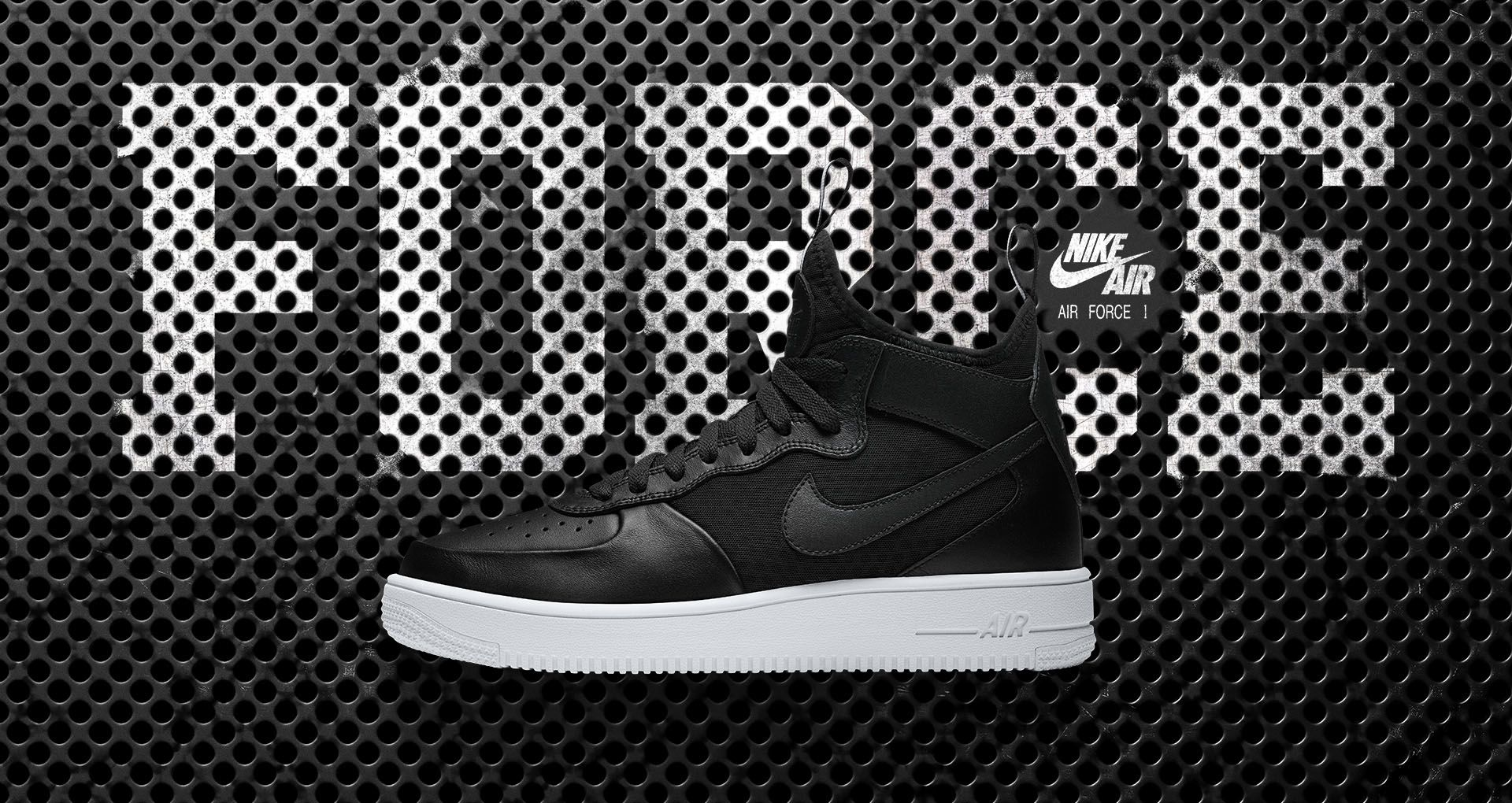 reputable site 3ae95 7206d AIR FORCE 1 ULTRA FORCE MID