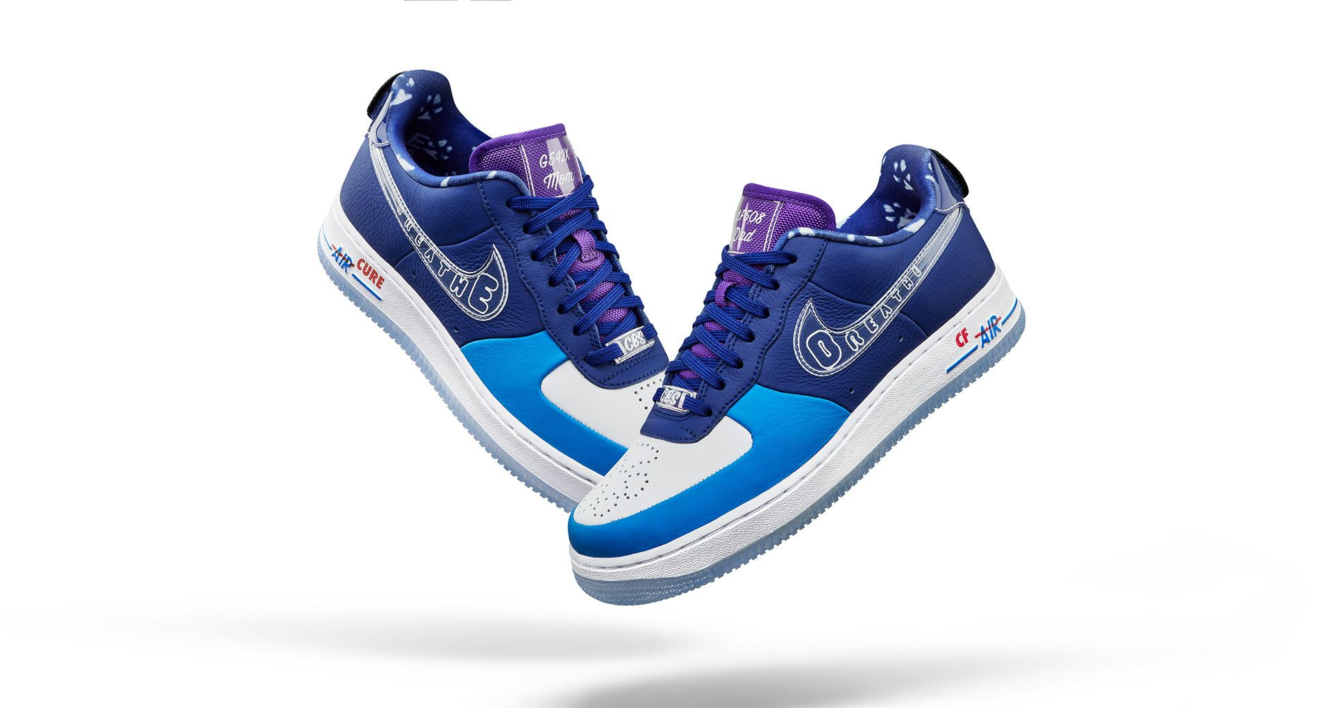 4ab3eb038f66 Women s Nike Air Force 1  Doernbecher Freestyle  2018 Release Date ...