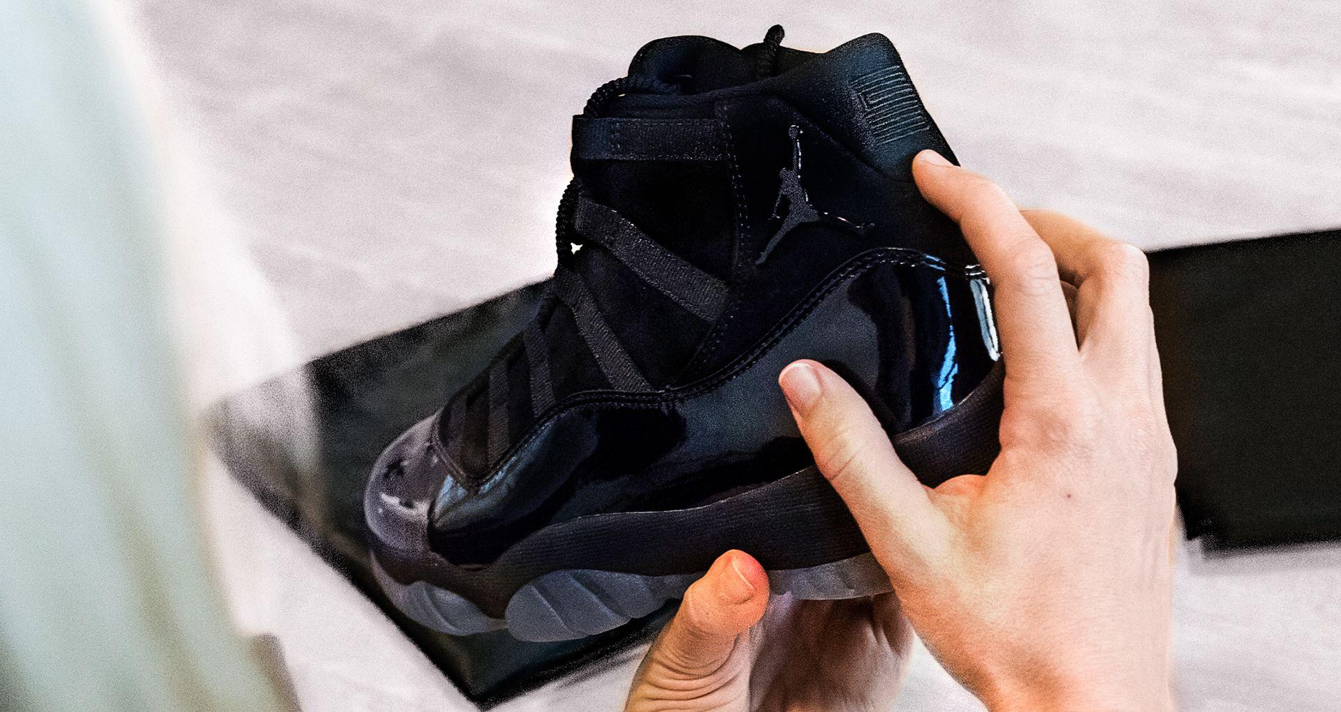 super popular 4135f b42ce Behind The Design: Air Jordan 11 'Cap and Gown'. Nike+ SNKRS