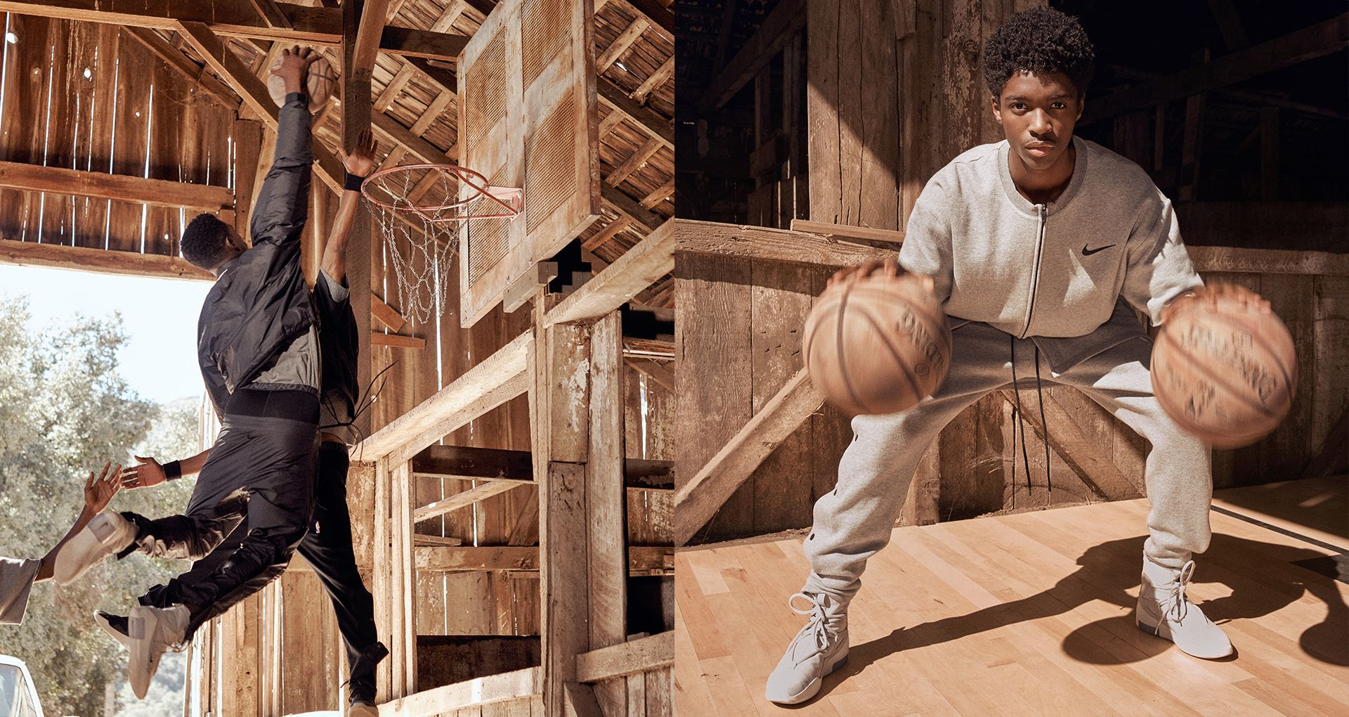 Behind The Design: Fear of God x Nike Basketball. Nike SNKRS