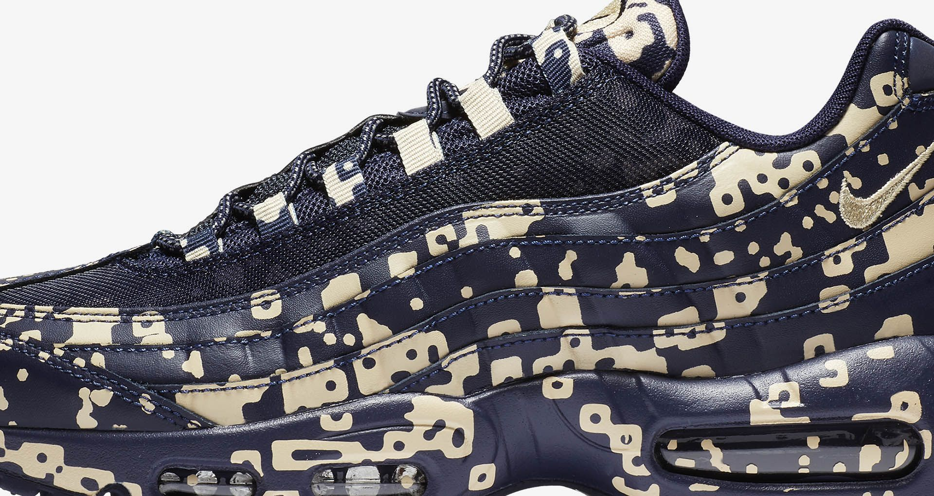 new concept 0dd00 34f63 Nike Air Max 95 Cav Empt 'Blackened Blue' Release Date. Nike ...