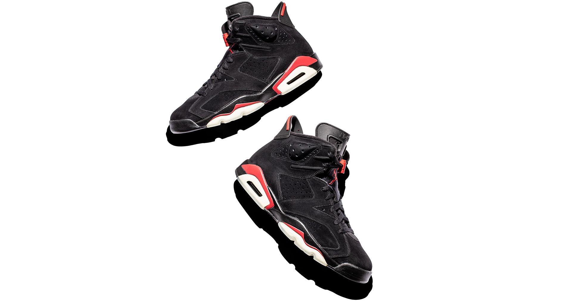 wholesale dealer 46549 f75f5 Inside the Vault: Air Jordan 6 Evolution. Nike+ SNKRS