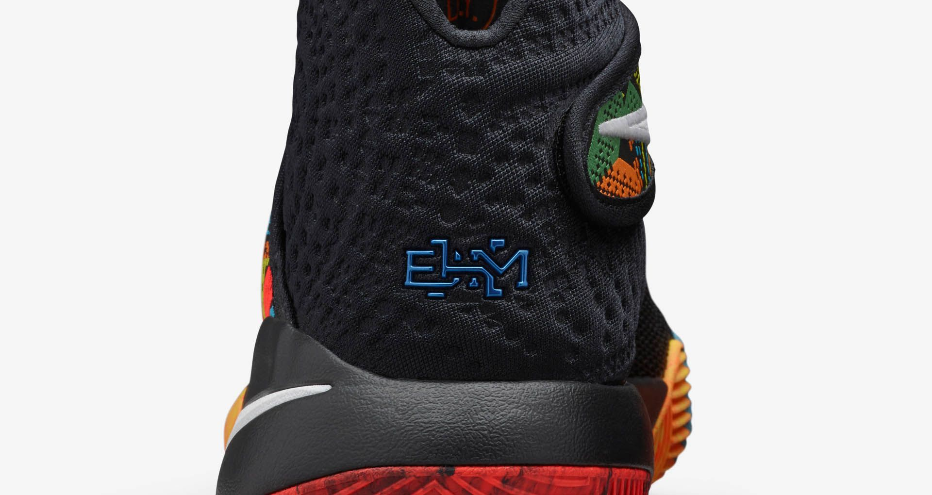 separation shoes a4ce9 7c4bc Nike Kyrie 2 'BHM' 2016 Release Date. Nike+ SNKRS