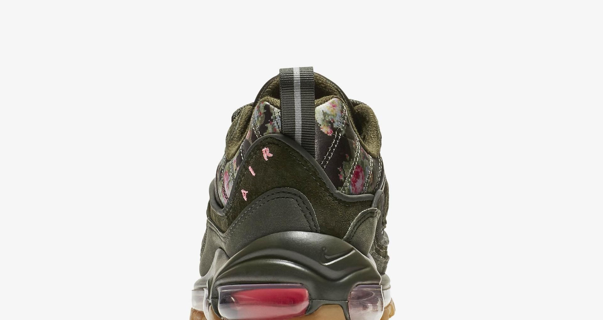 AIR MAX 98 SEQUOIA WOMENS SHOE FLORAL PATTERNPINK