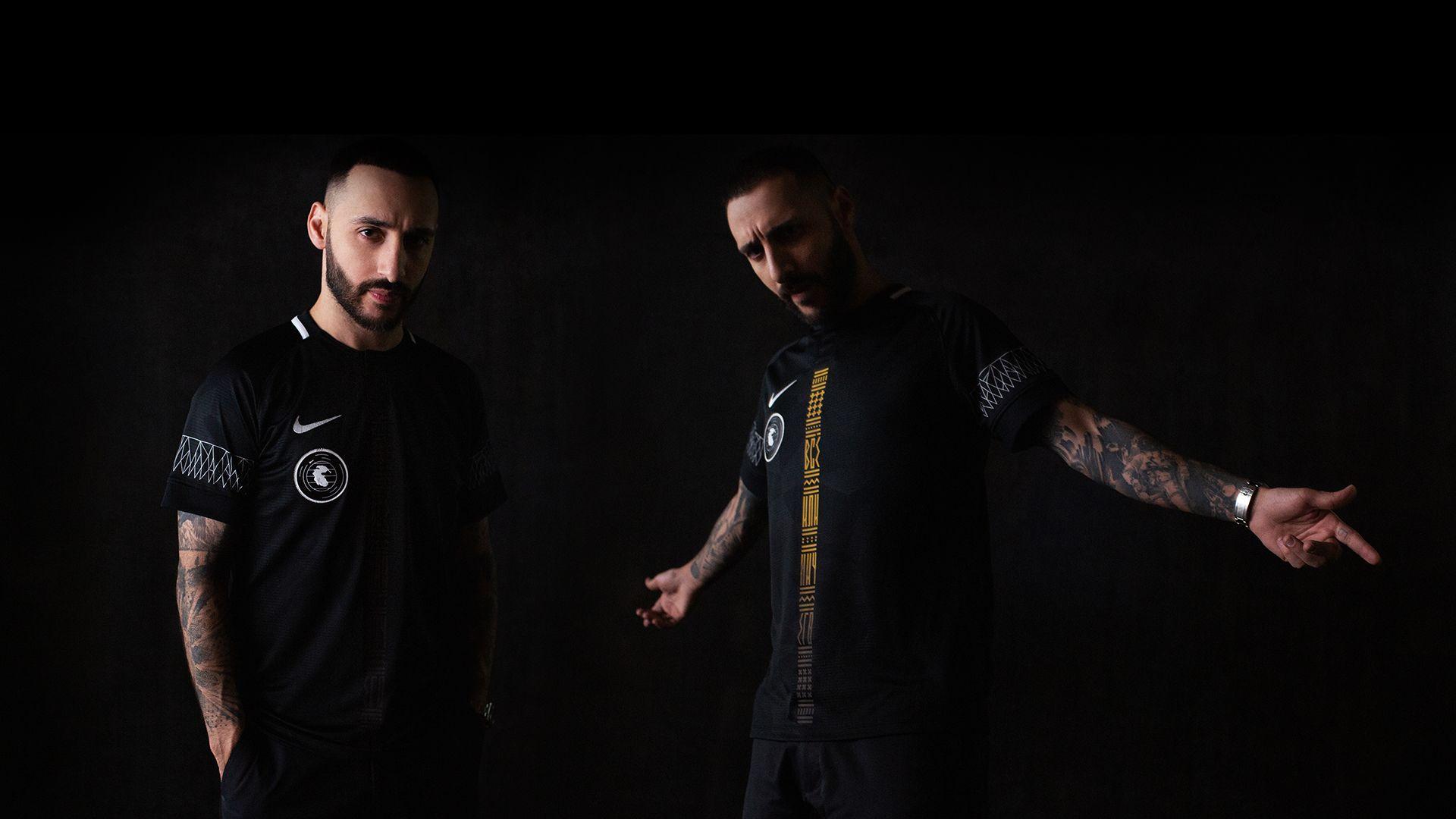 5ef35674 2018 L'One Co-Creation Stadium Shirt. Nike.com GB
