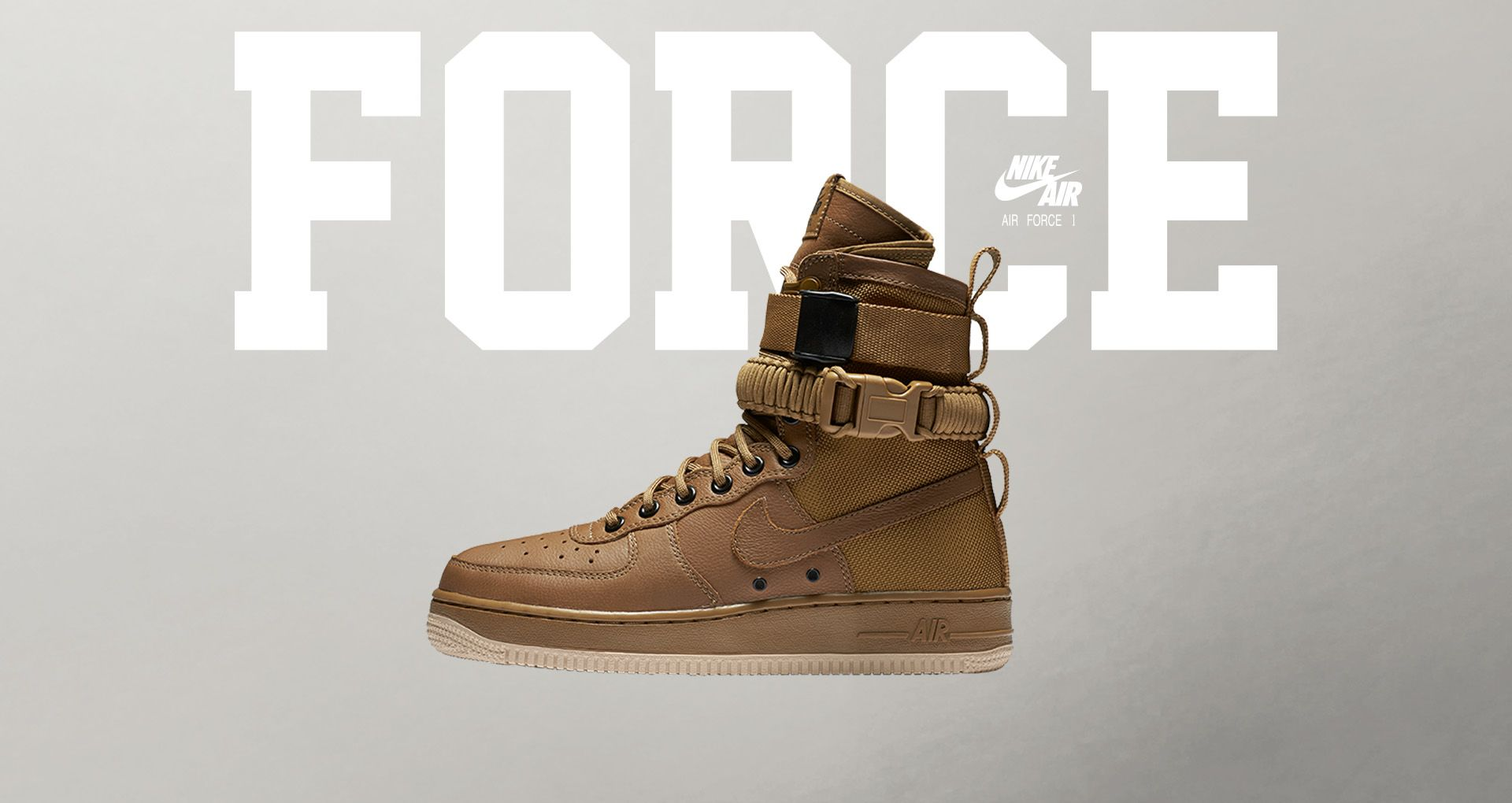 cheap for discount d6818 c9e69 Women's Nike Special Field Air Force 1 'Golden Beige'. Release Date ...