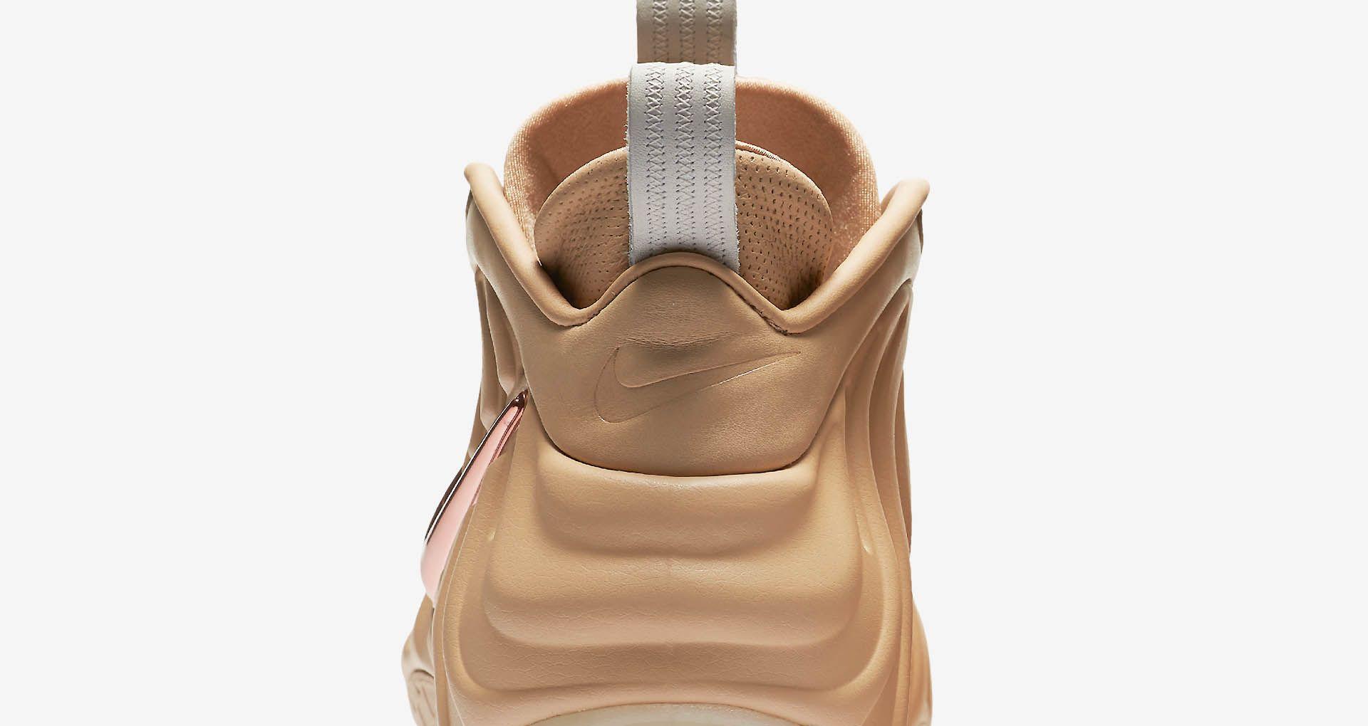c8de9bd950f Nike Air Foamposite Pro  Vachetta Tan   Rose Gold . Nike+ SNKRS