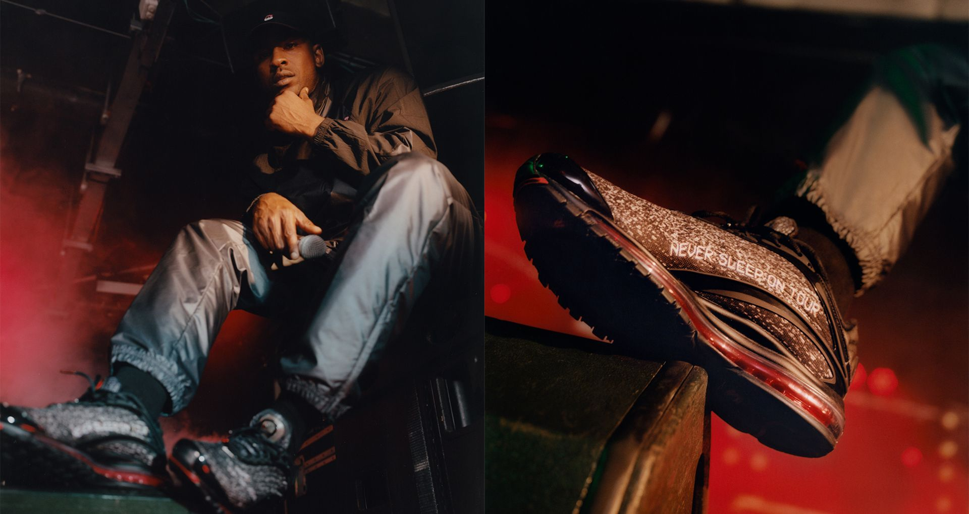 Behind The Design: Air Max Deluxe Skepta
