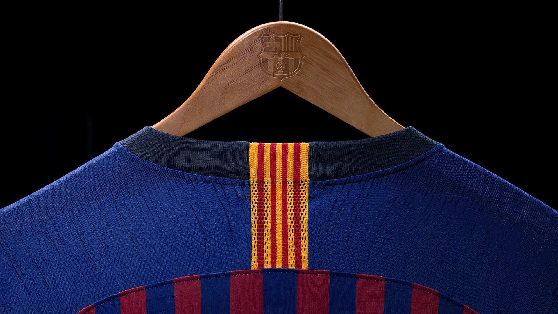 FC Barcelona 2018/19 Stadium Home Kit  Nike com