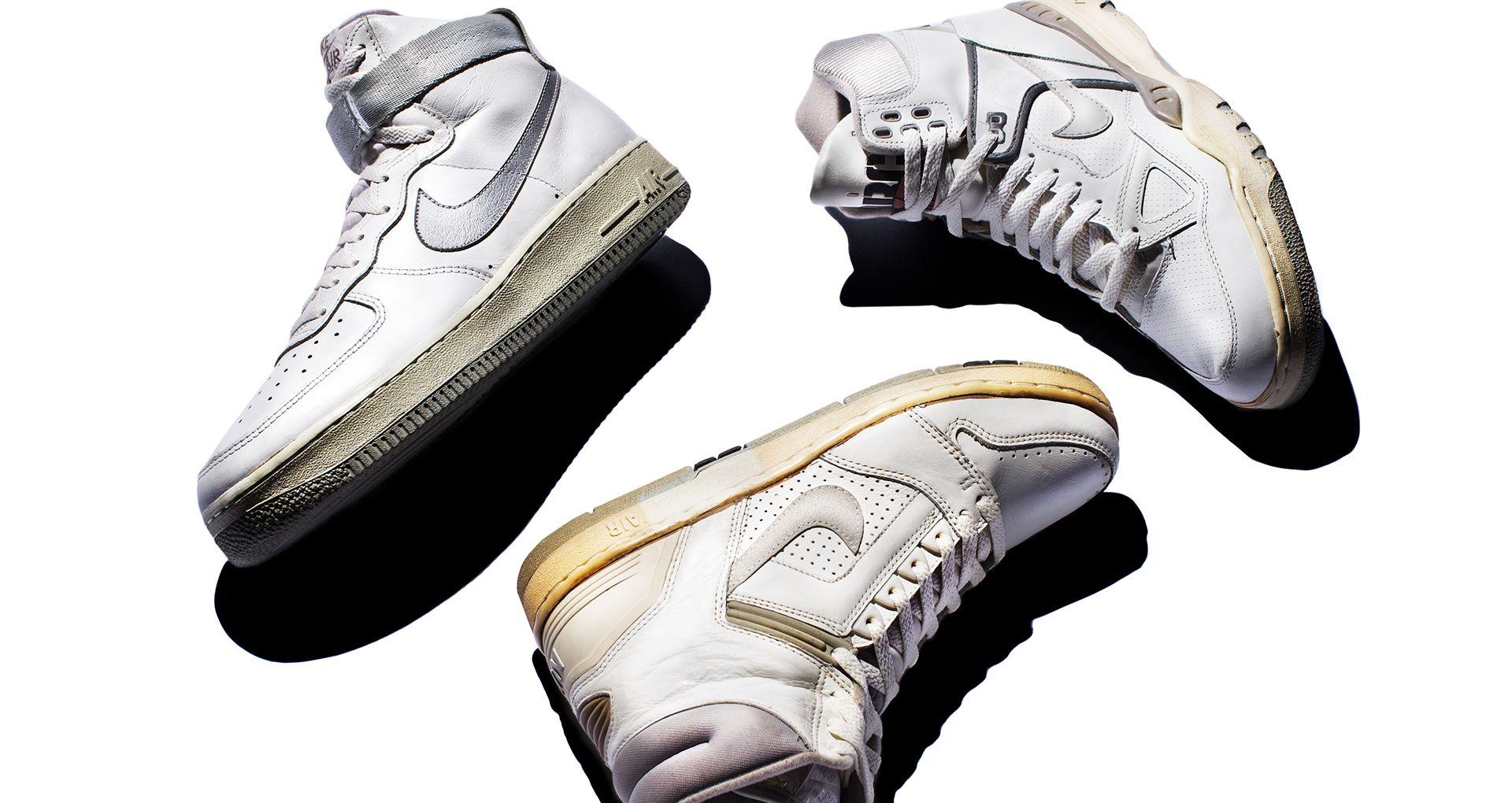 Nike Air Force – buty o legendarnym stylu zaprezentowane w