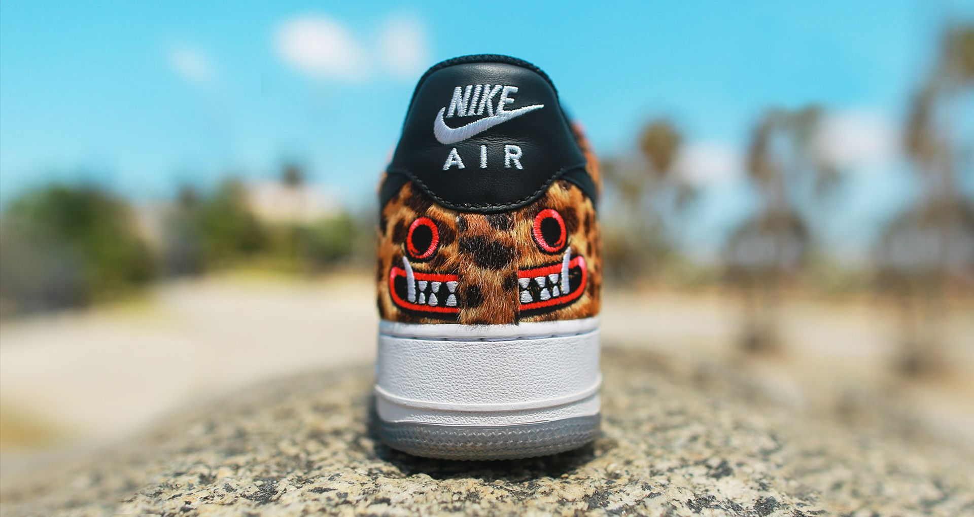 Nike Air Force 1 LHM 'Saner'. Nike SNKRS
