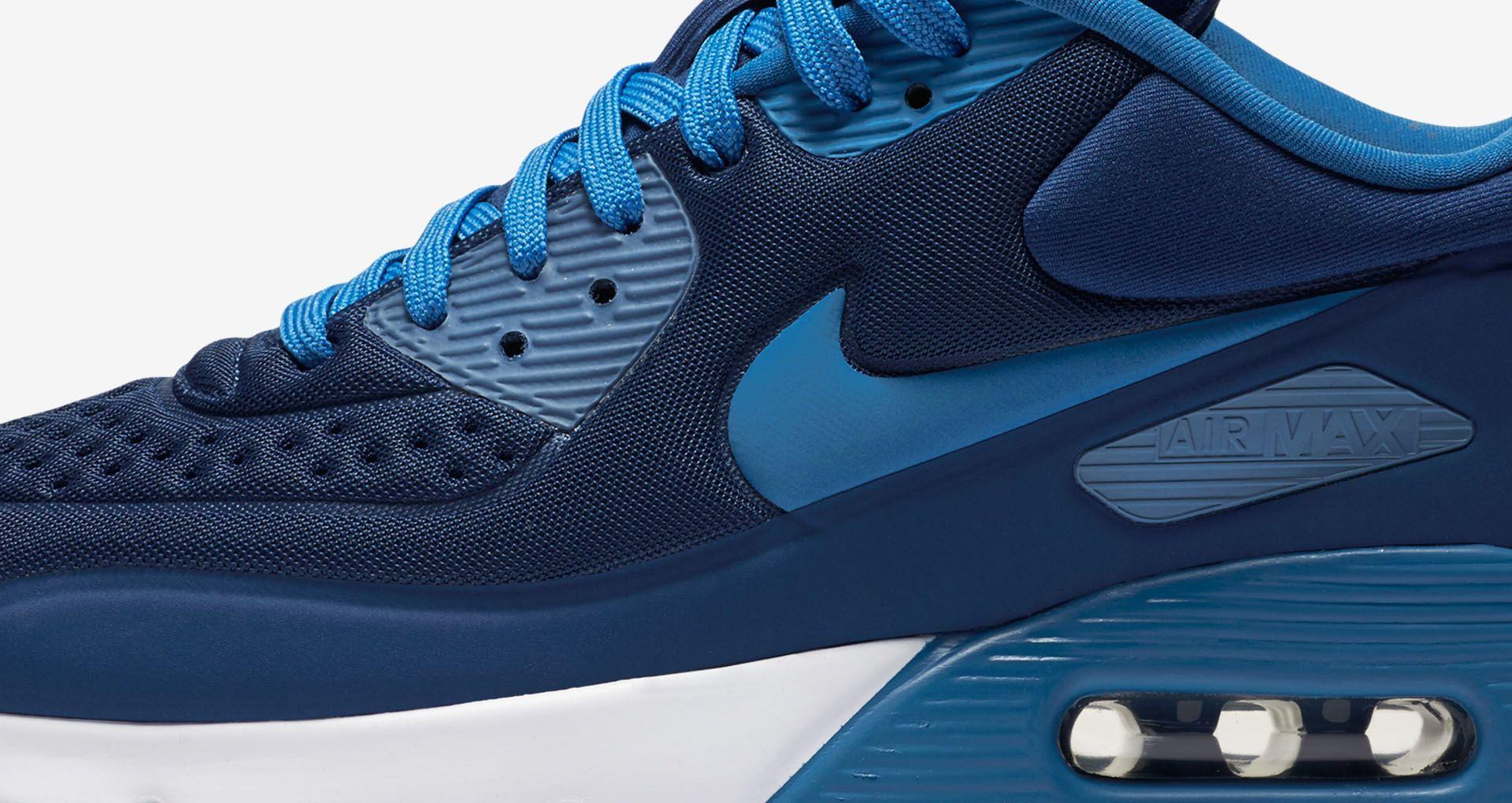 Nike Air Max 90 Ultra SE 'Ice Blue'. NikePlus SNKRS