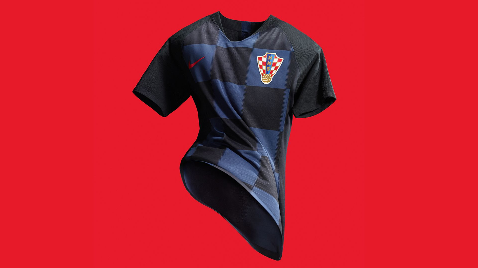 7ea87ecd0 2018 Croatia Stadium Away Kit. Nike.com GB